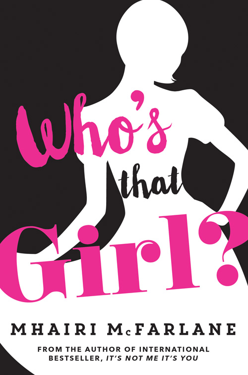 Cover Image of Who's That Girl?: A laugh-out-loud sparky romcom!