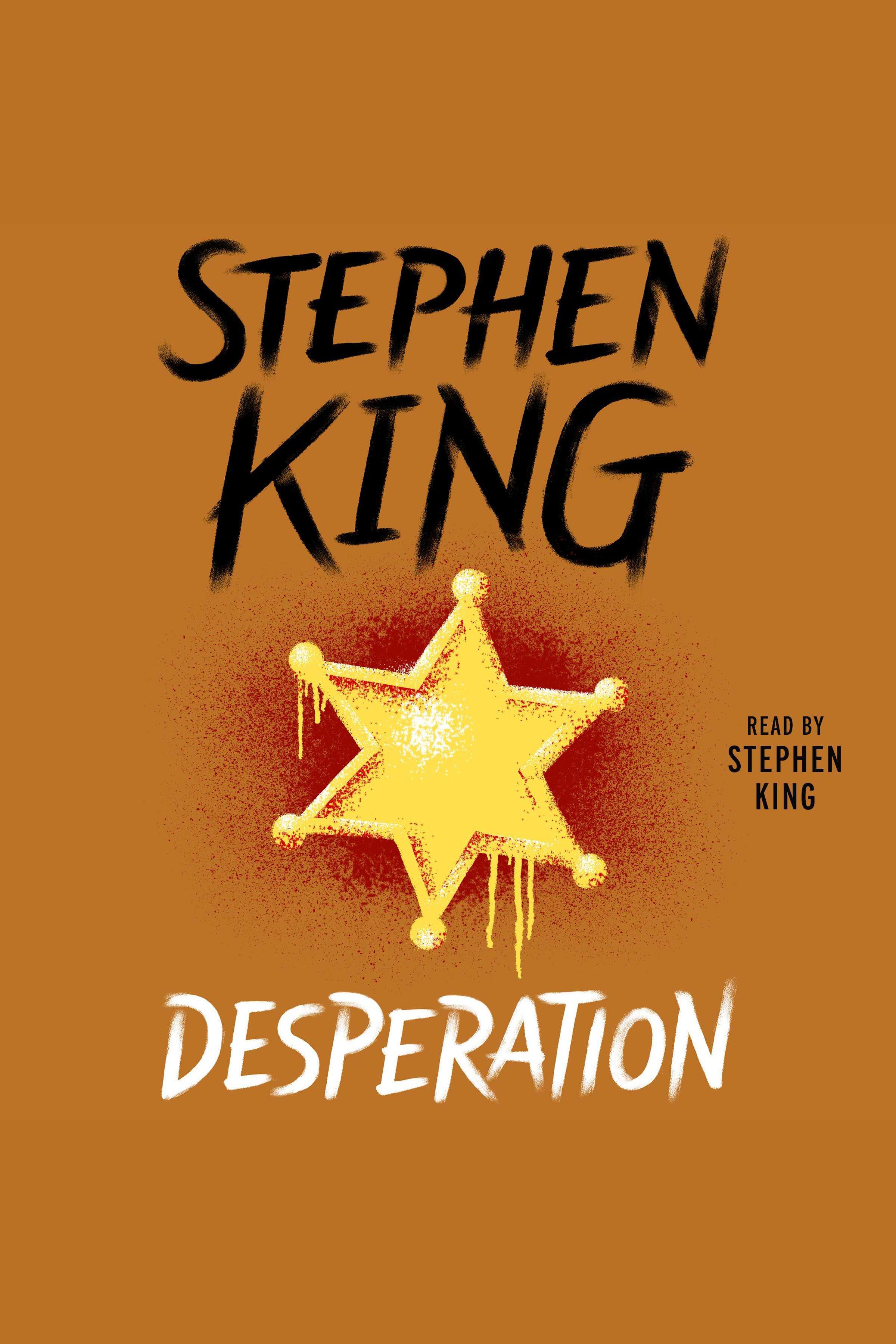 Desperation cover image