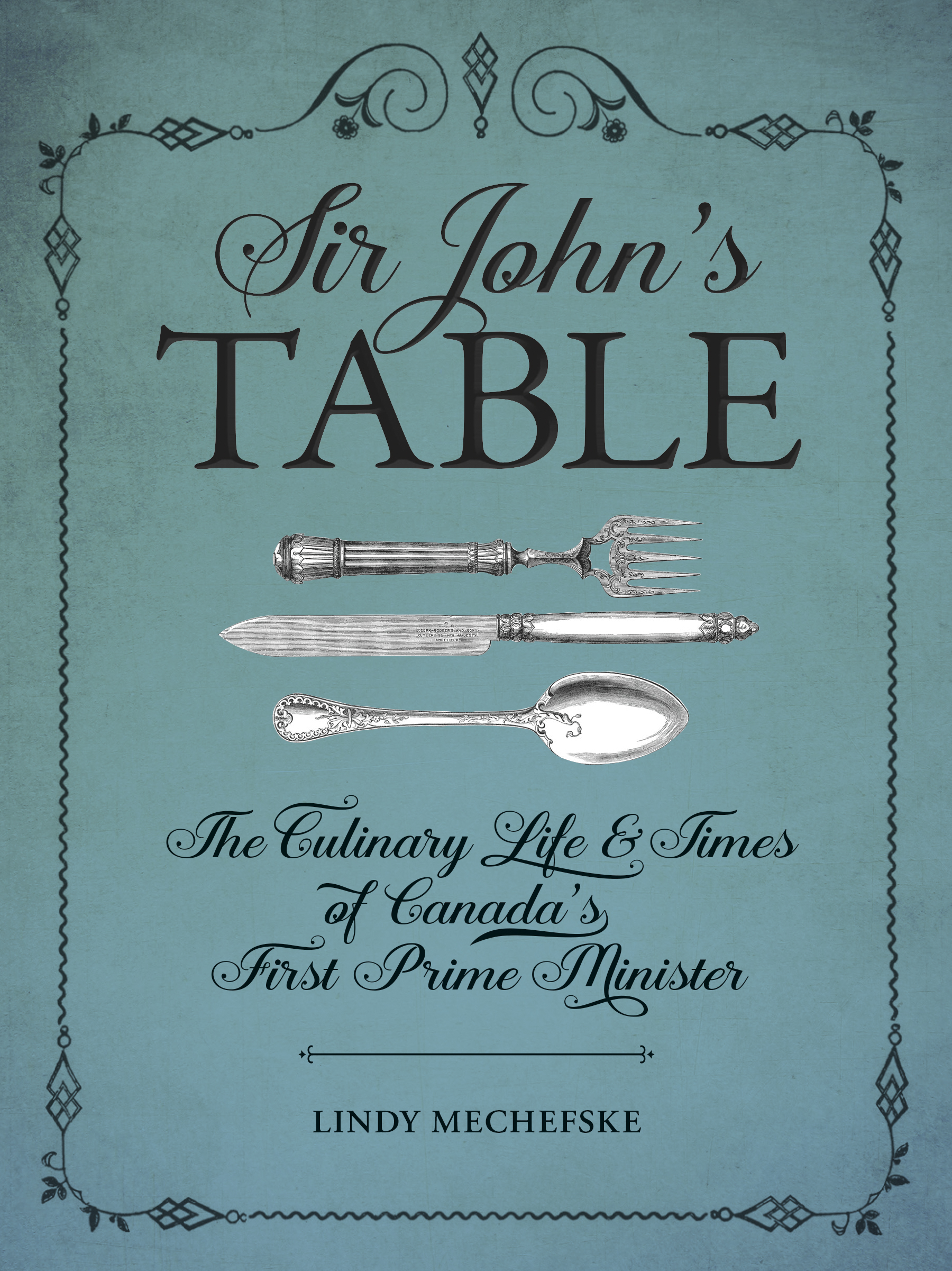 Cover Image of Sir John's Table