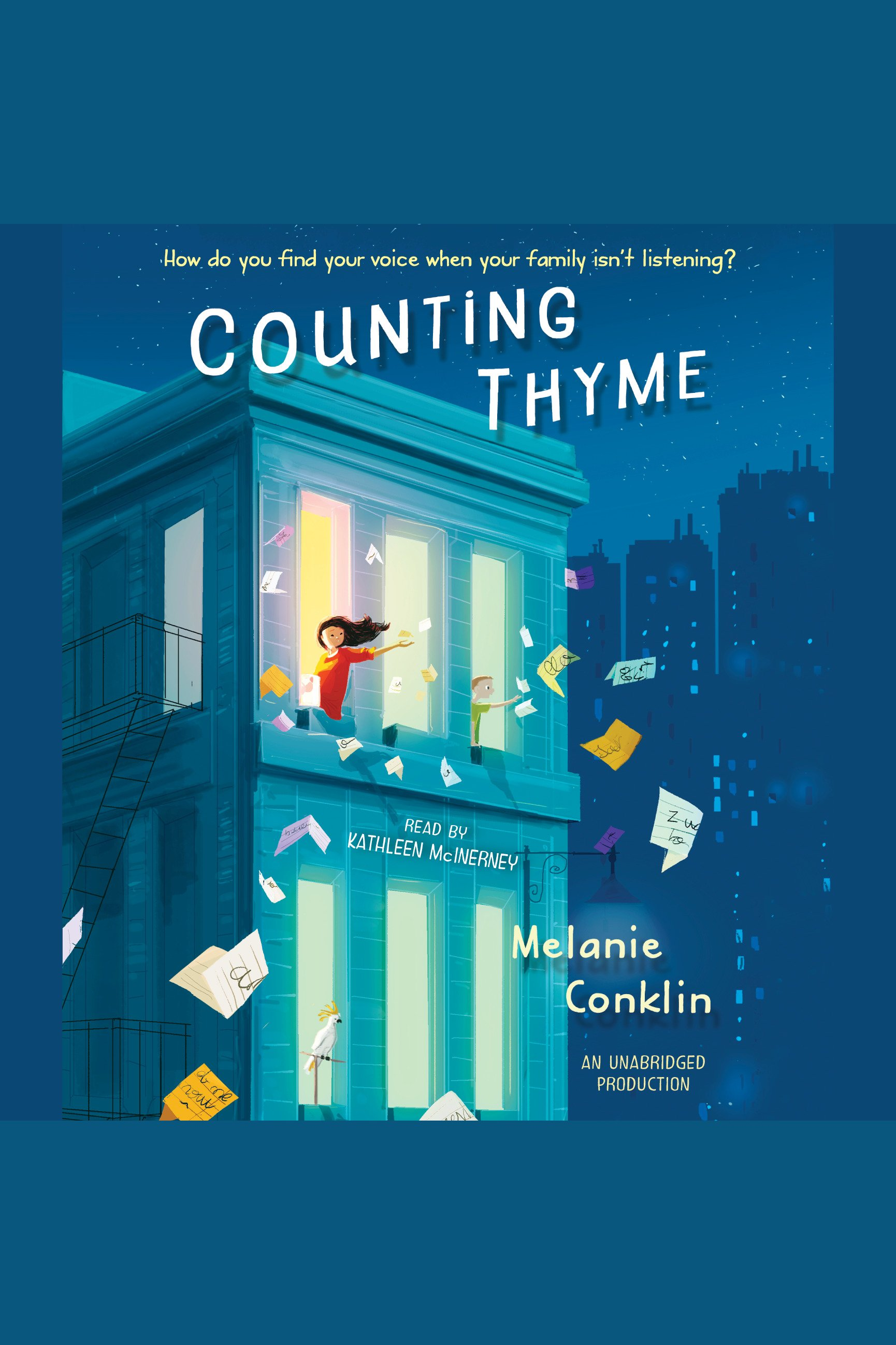 Counting thyme cover image