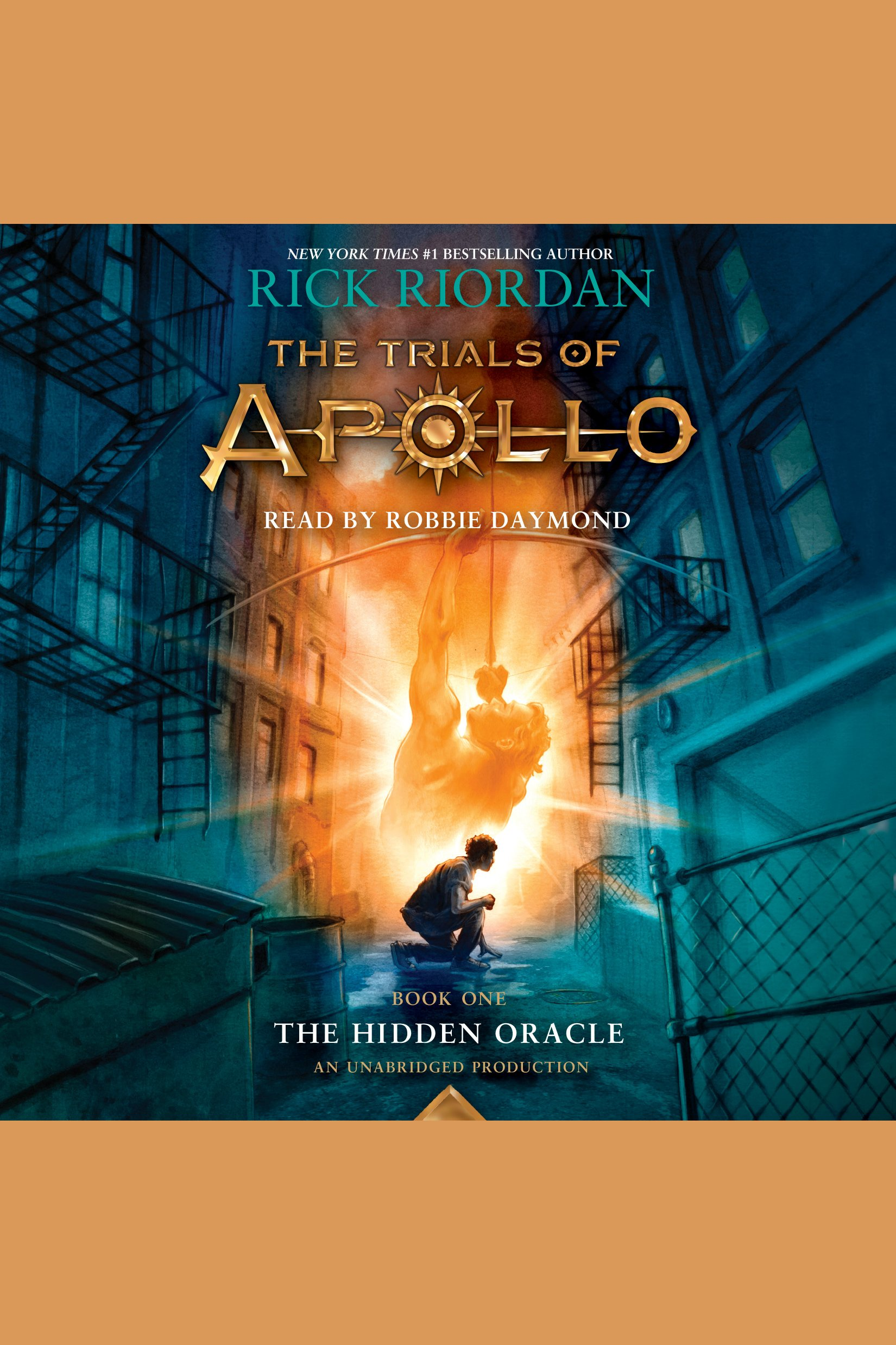 The Hidden Oracle The Trials of Apollo, Book 1