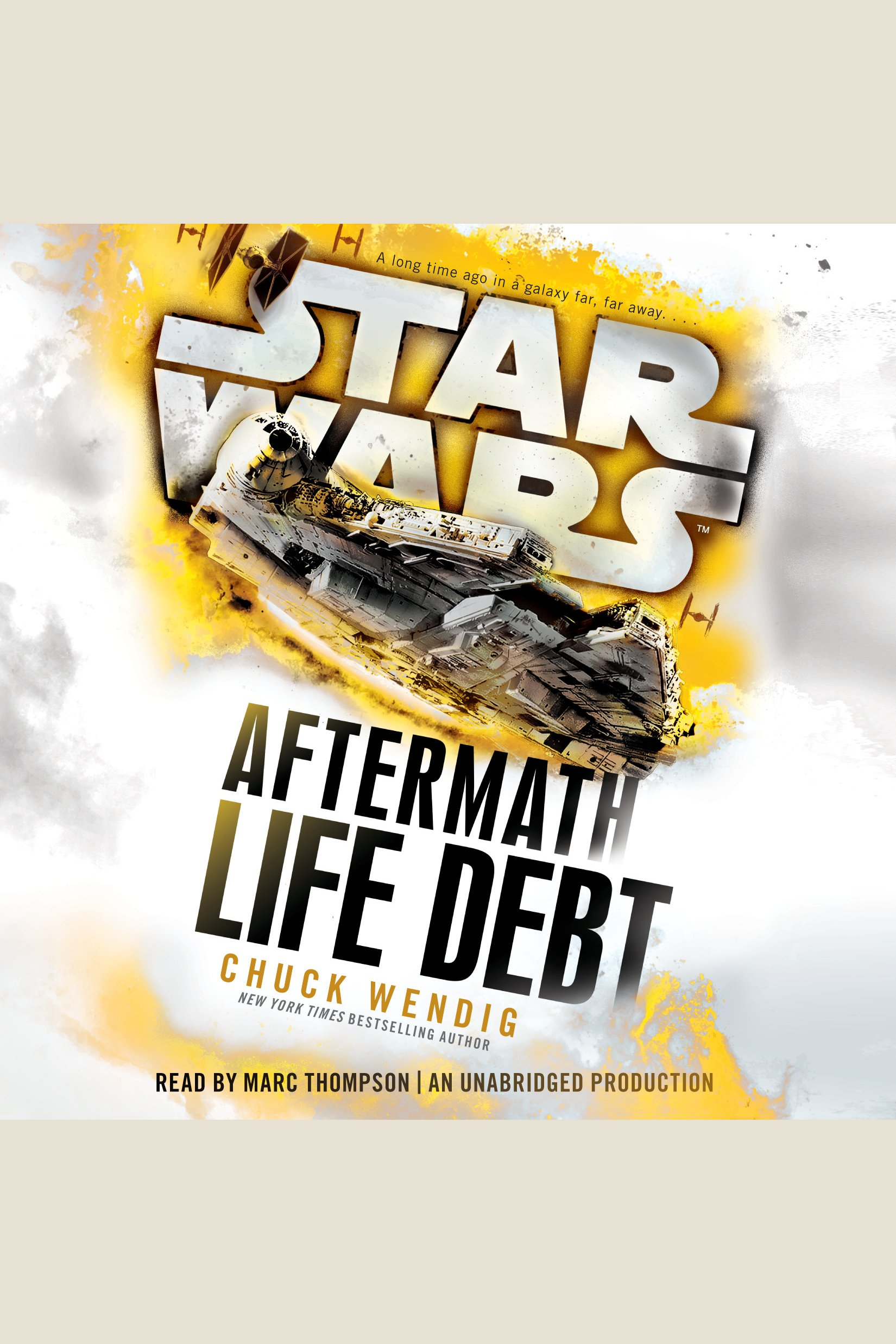 Star Wars: Aftermath: Life Debt cover image