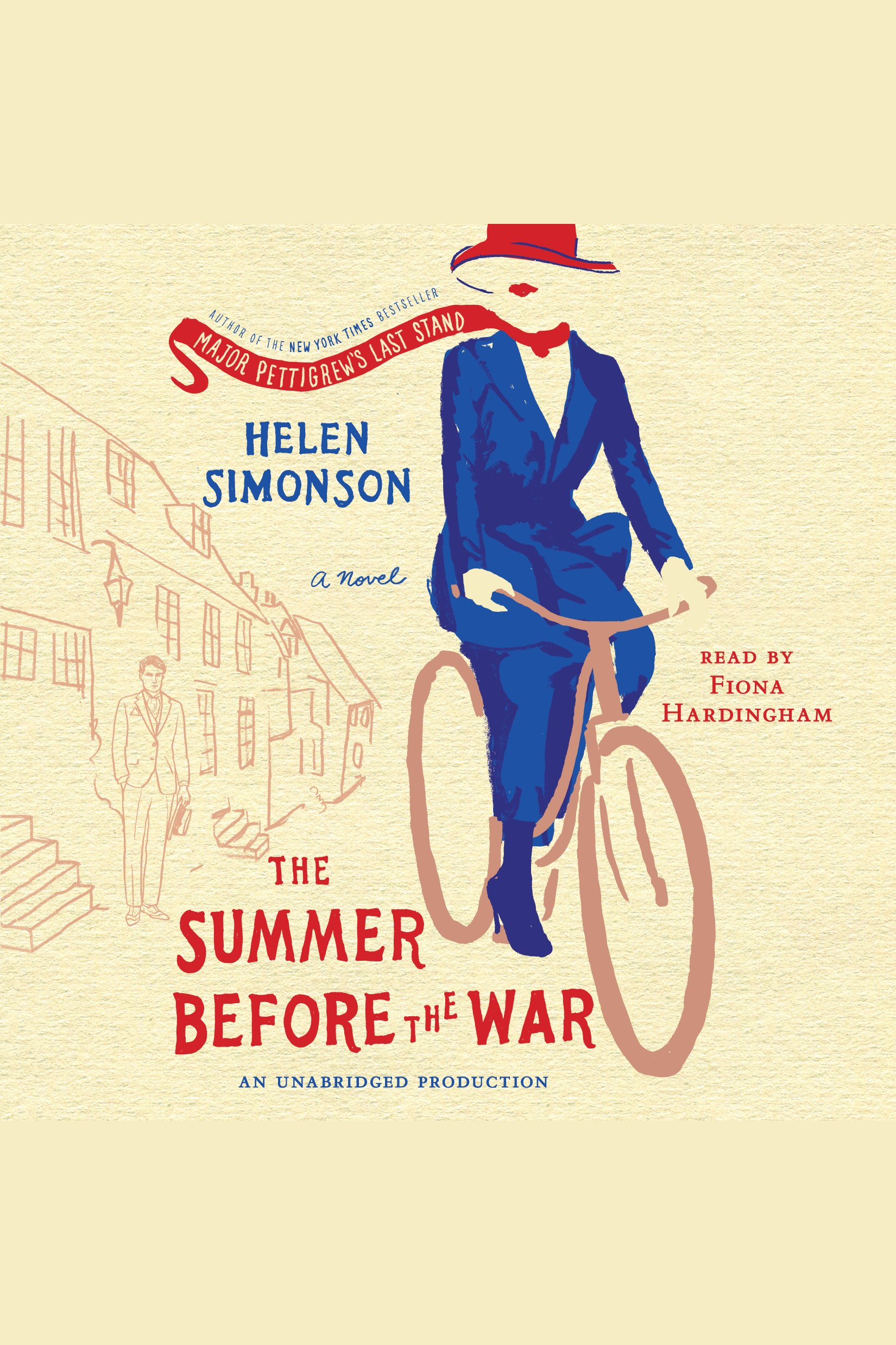 Cover Image of The Summer Before the War