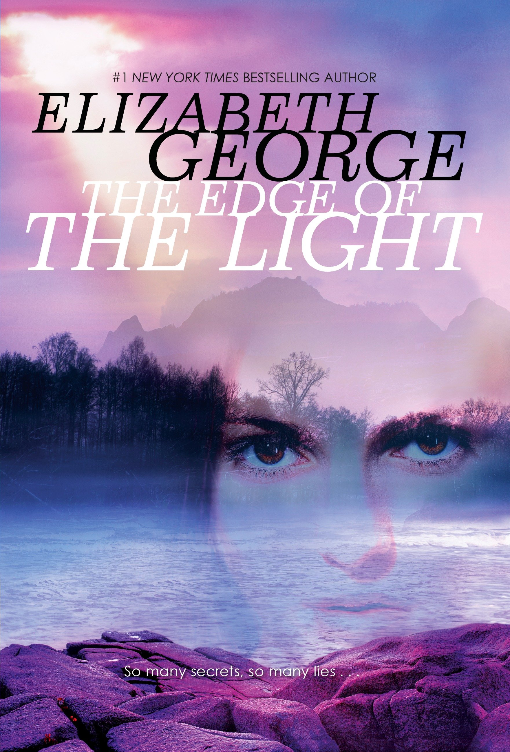 Cover Image of The Edge of the Light