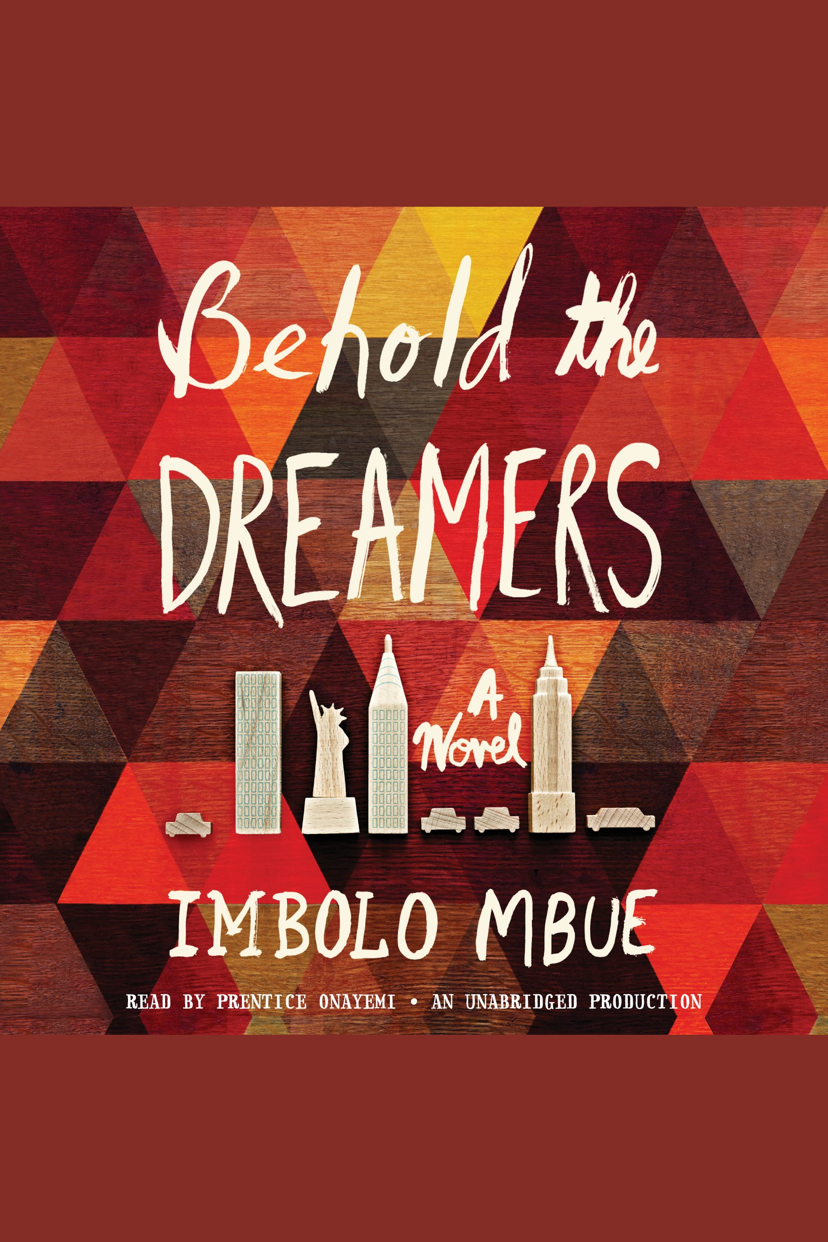 Behold the dreamers cover image
