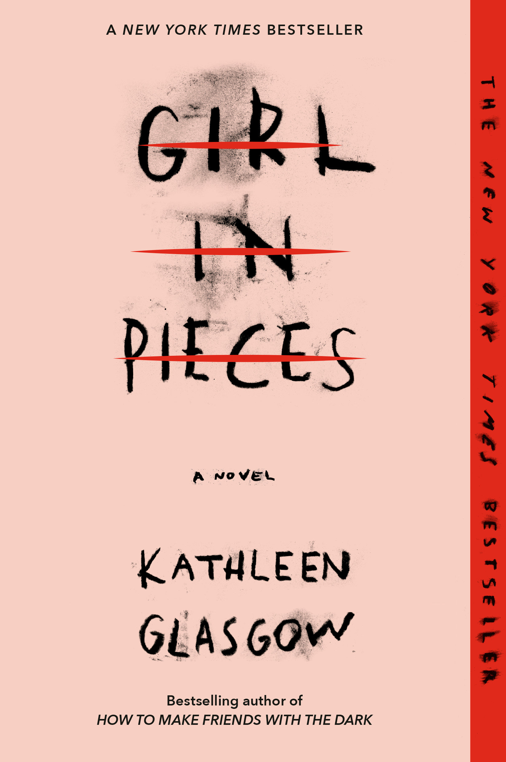 Cover Image of Girl in Pieces