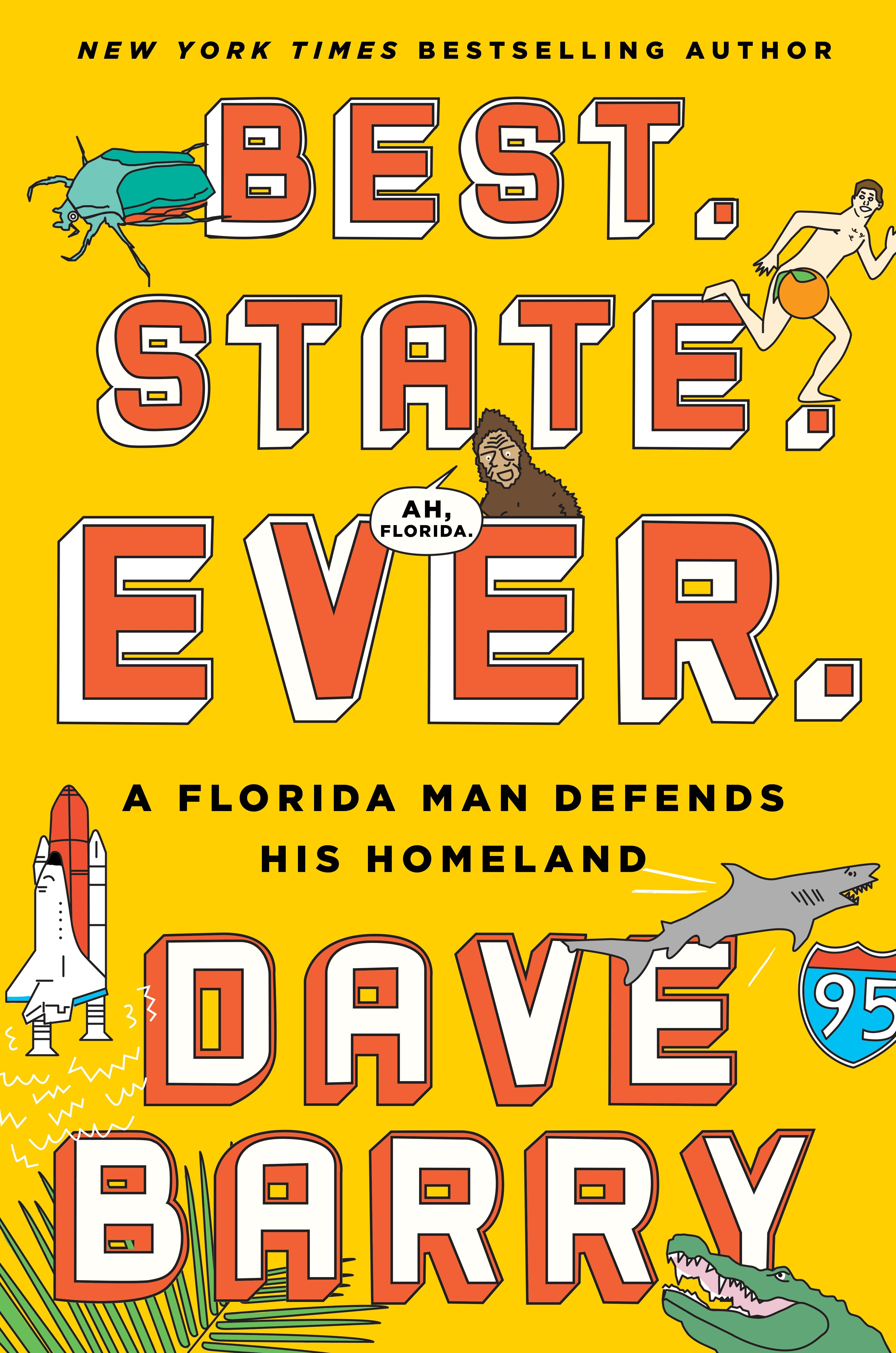 Best. State. Ever. A Florida Man Defends His Homeland