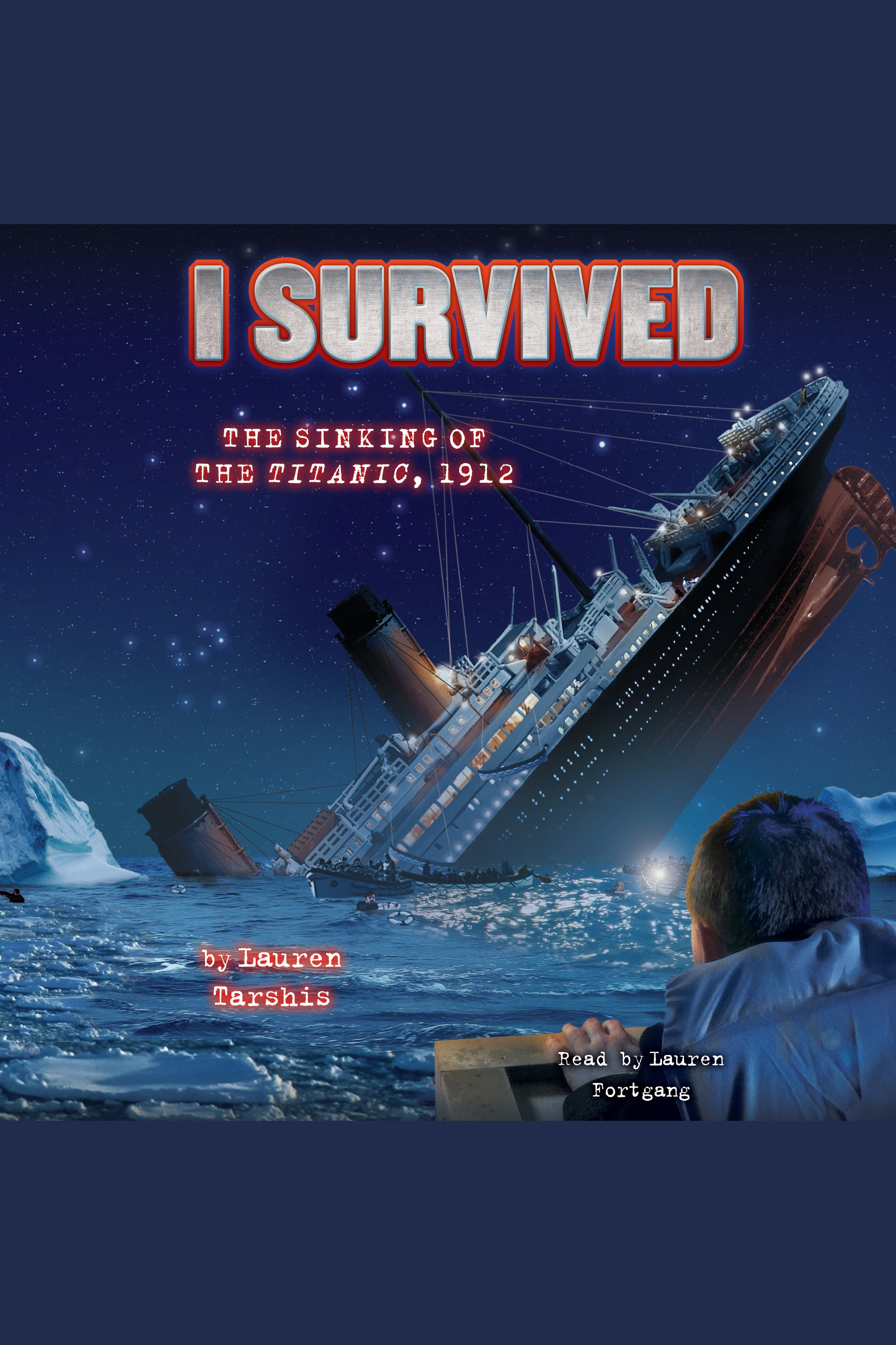 Cover Image of I Survived #01