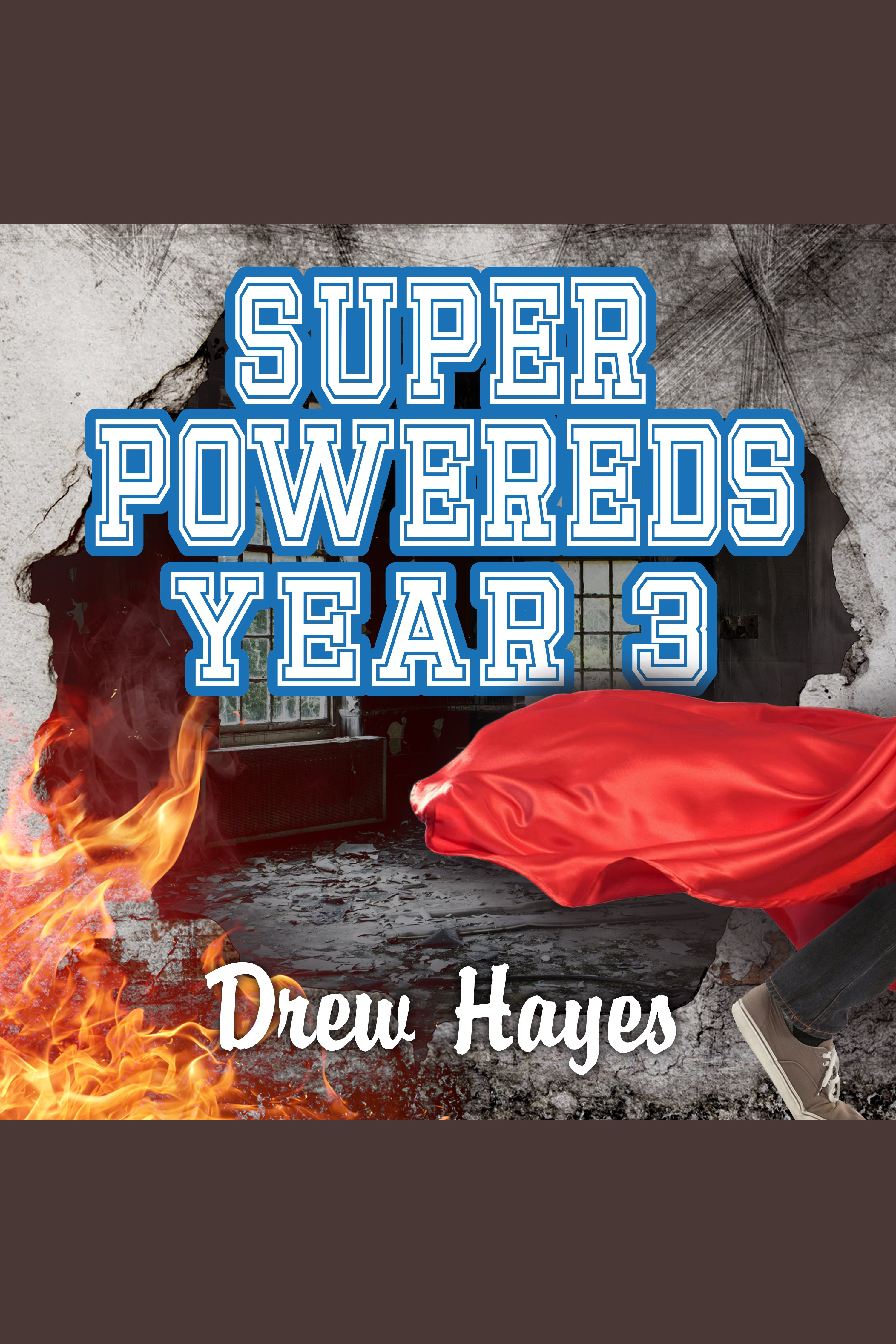 Cover Image of Super Powereds