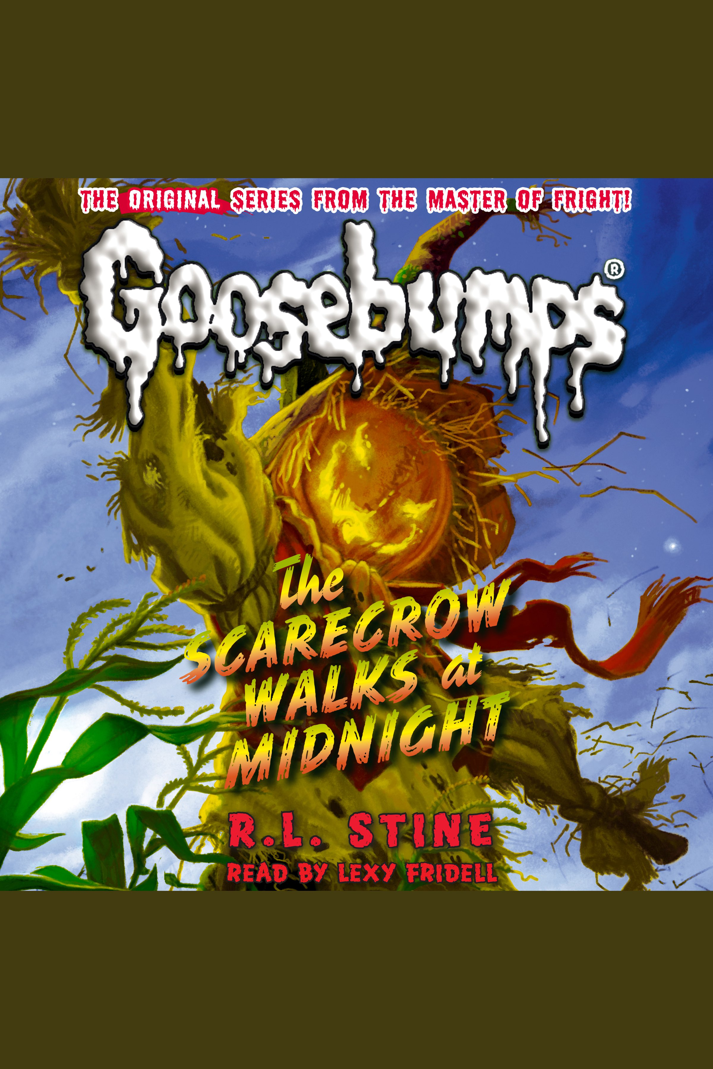 Classic Goosebumps #16 The Scarecrow Walks at Midnight