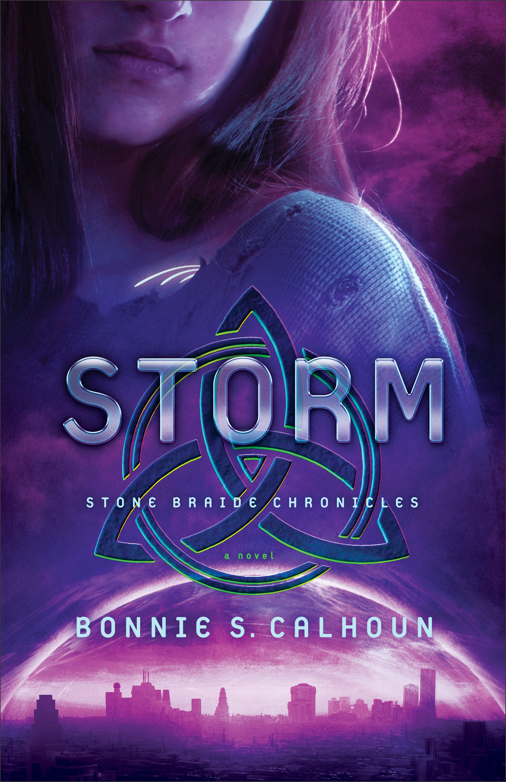 Cover Image of Storm (Stone Braide Chronicles Book #3)