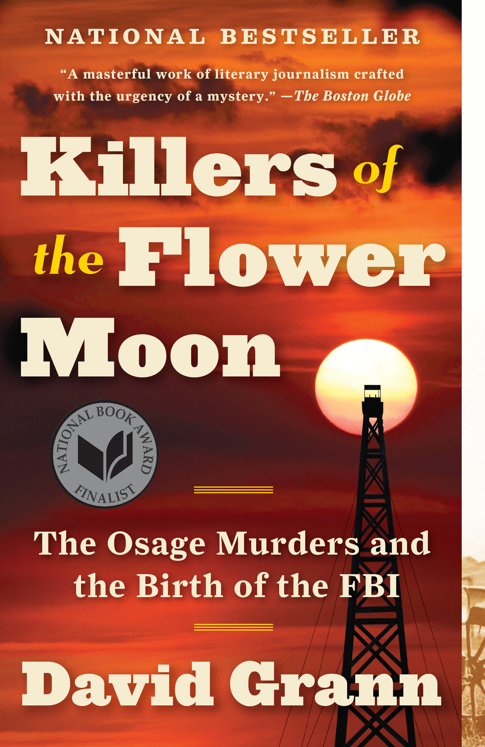 Killers of the Flower Moon [eBook] : the Osage murders and the birth of the FBI