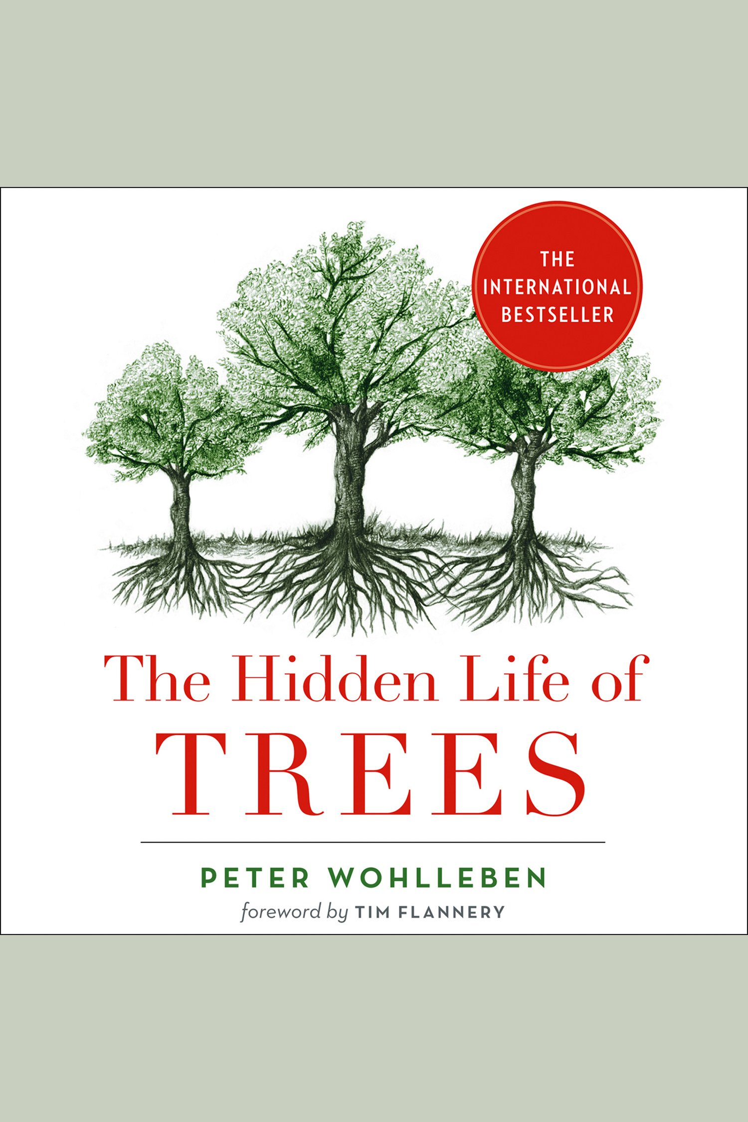 Cover Image of The Hidden Life of Trees