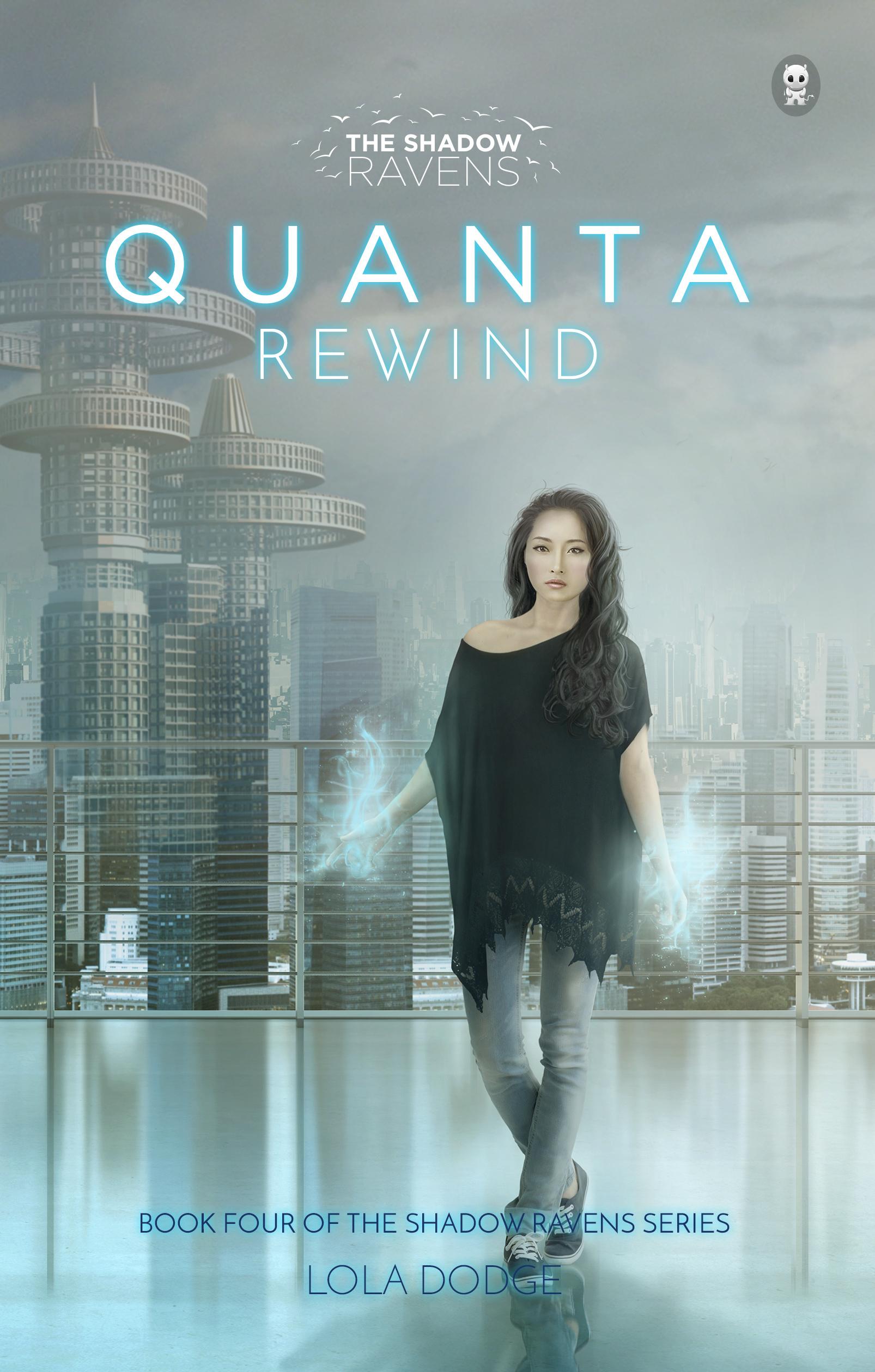 Cover Image of Quanta Rewind