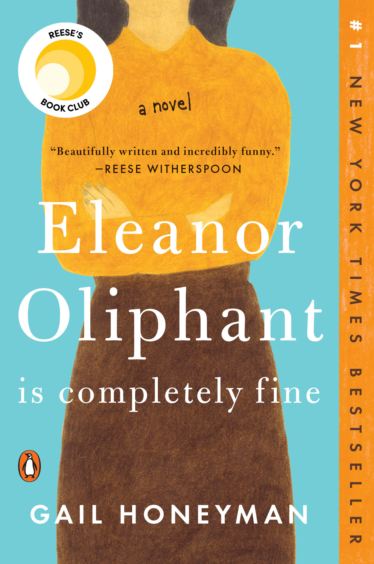 Cover image for Eleanor Oliphant Is Completely Fine [electronic resource] : A Novel