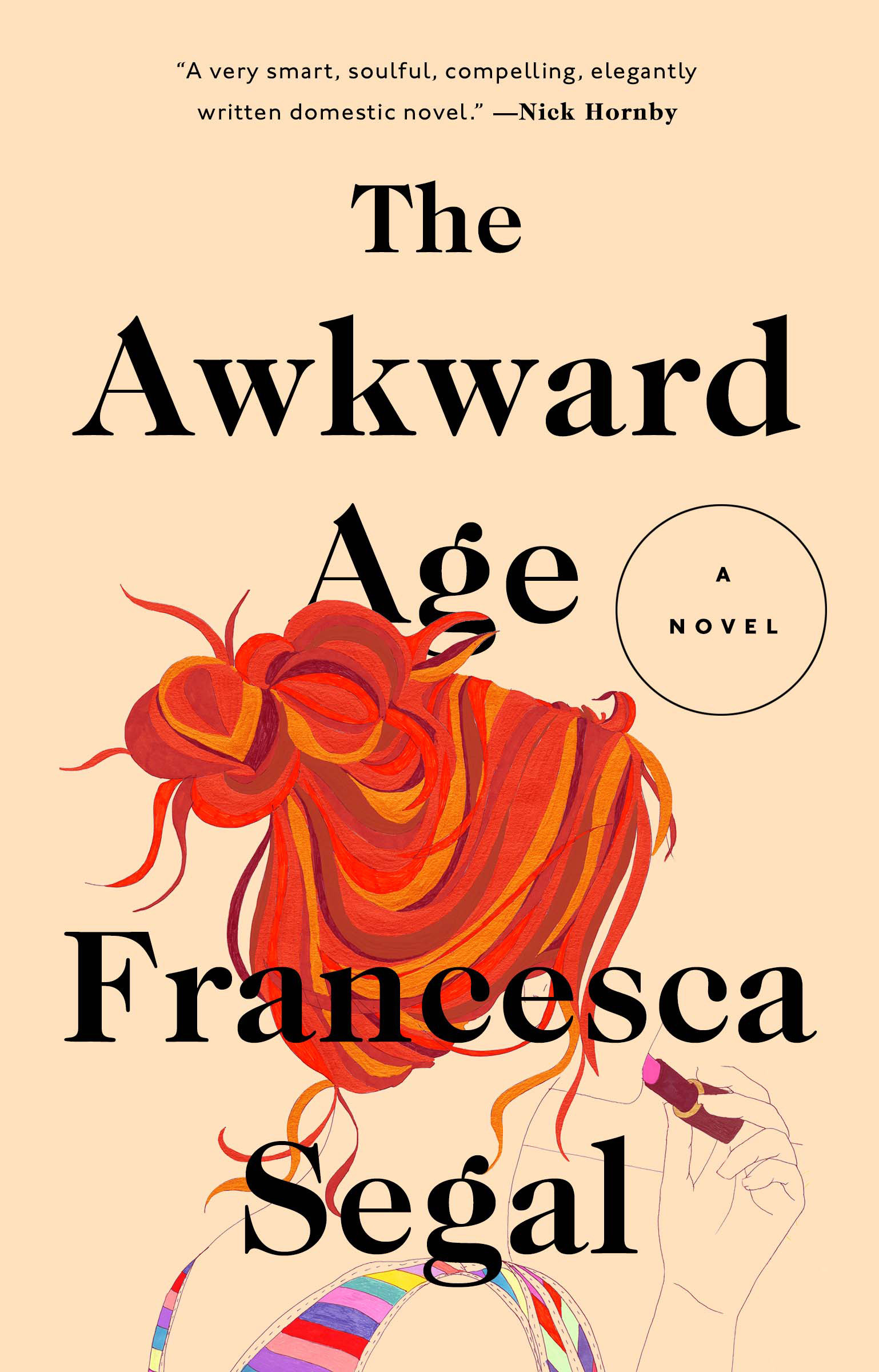 The awkward age cover image