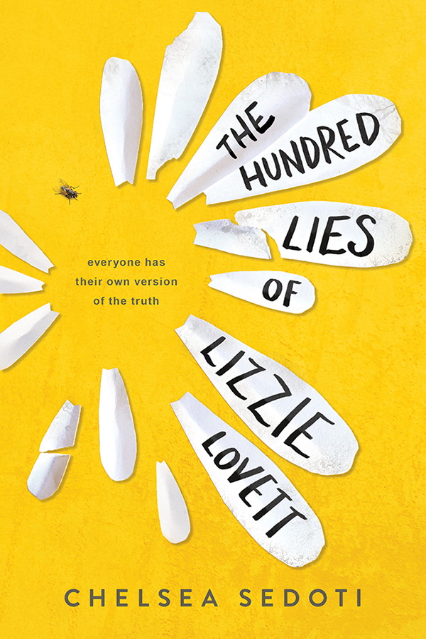 Cover Image of The Hundred Lies of Lizzie Lovett