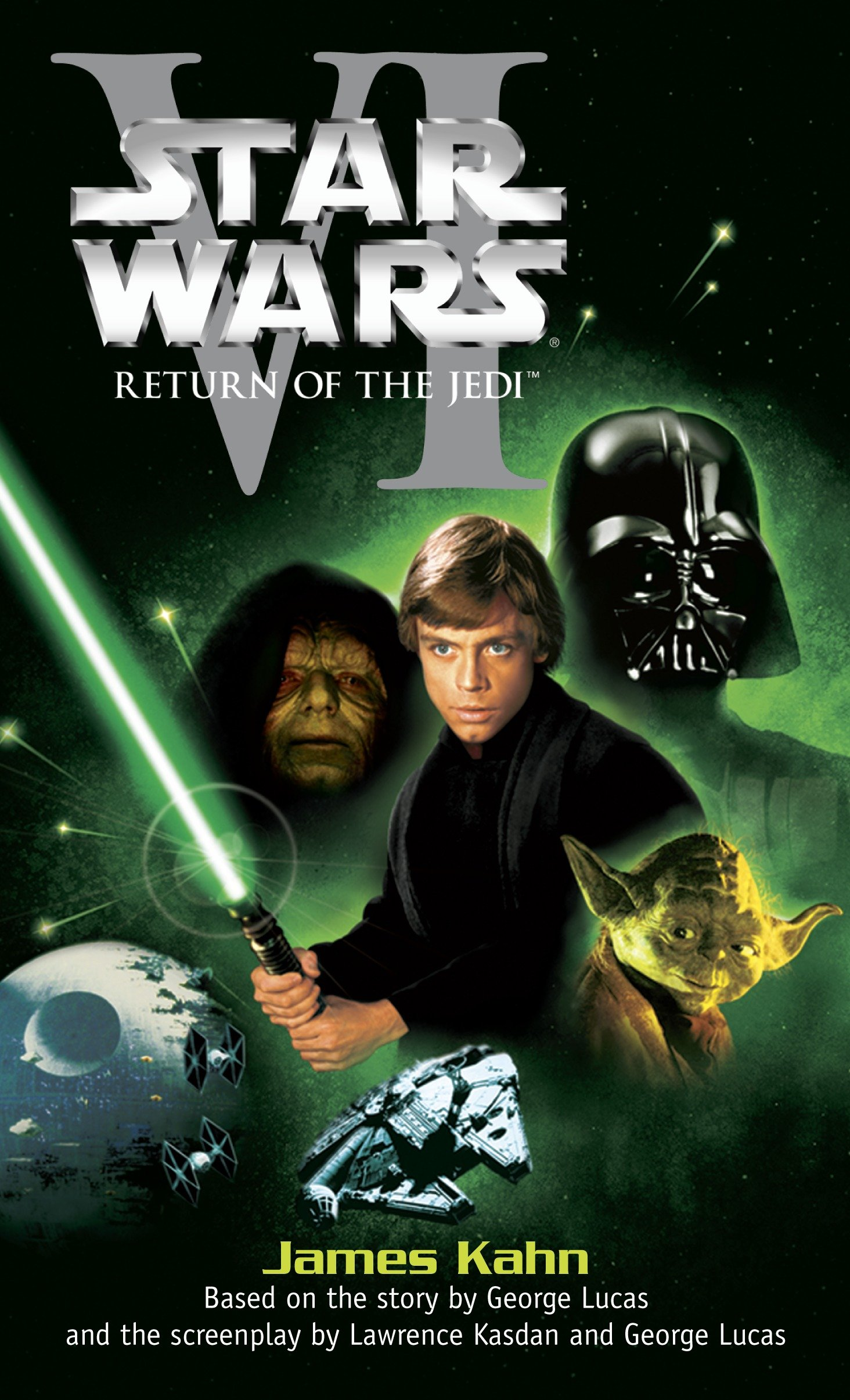 Cover image for Return of the Jedi: Star Wars: Episode VI [electronic resource] :