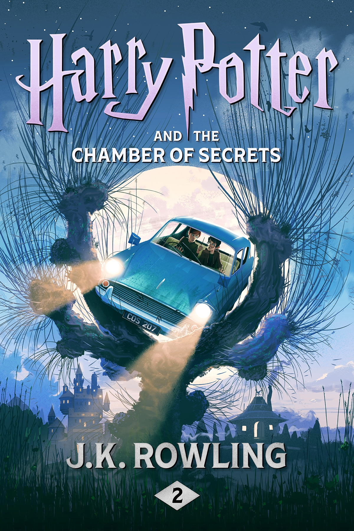 Harry Potter and the Chamber of Secrets [electronic resource]