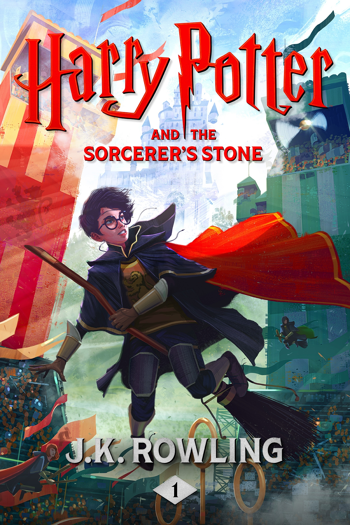 Harry Potter and the Sorcerer's Stone [electronic resource]