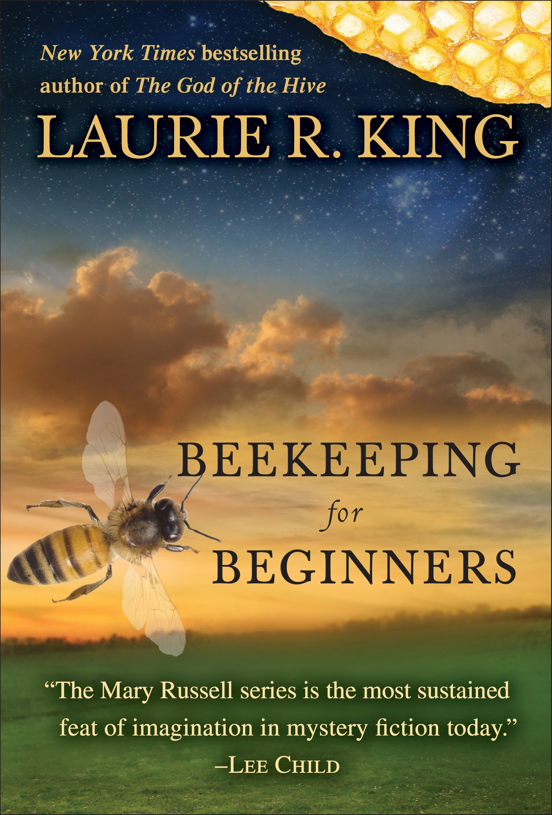 Beekeeping for beginners cover image
