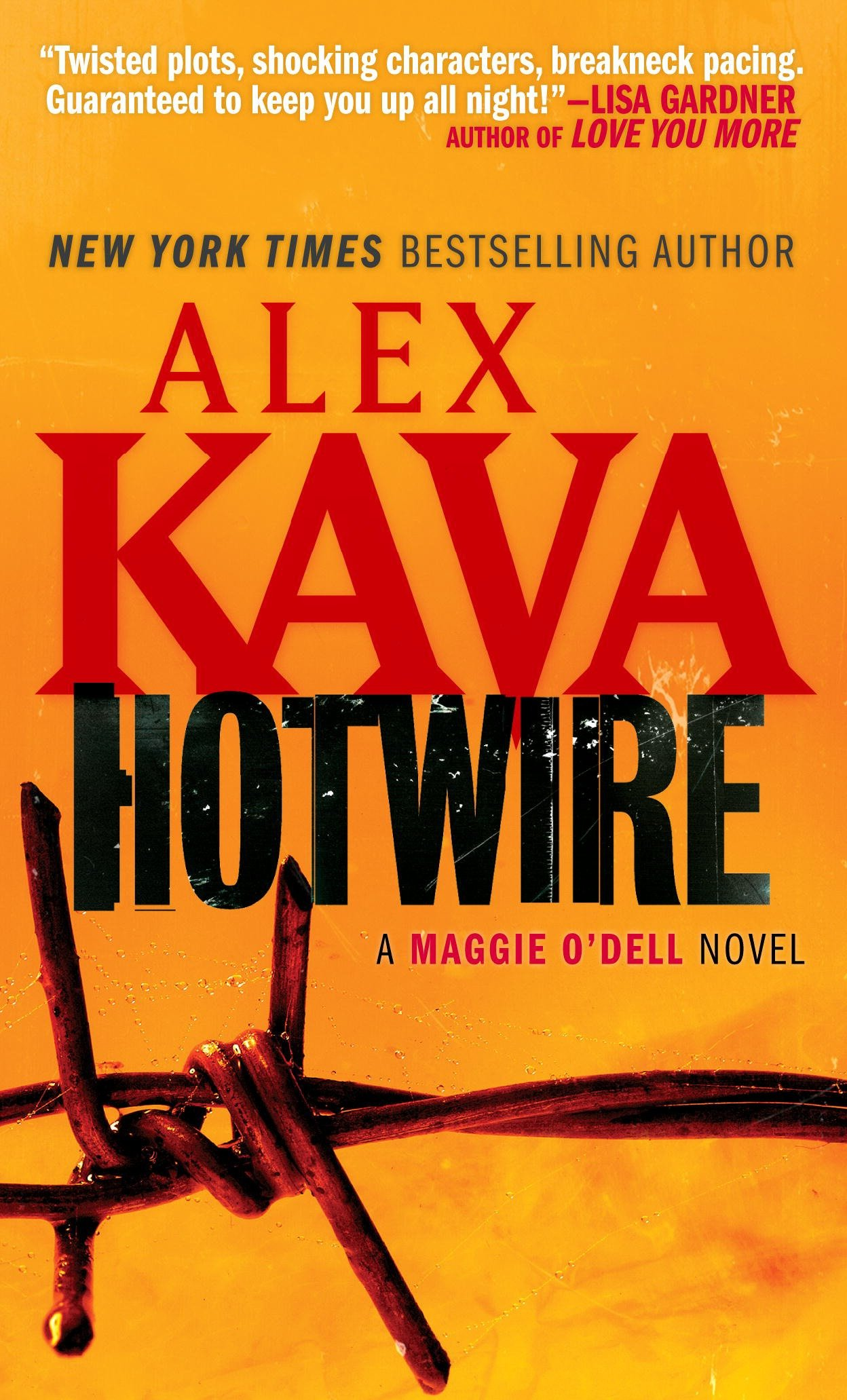 Hotwire cover image