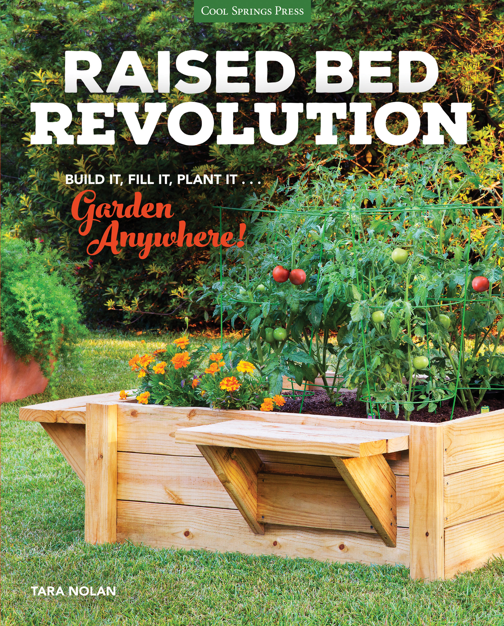 Cover Image of Raised Bed Revolution