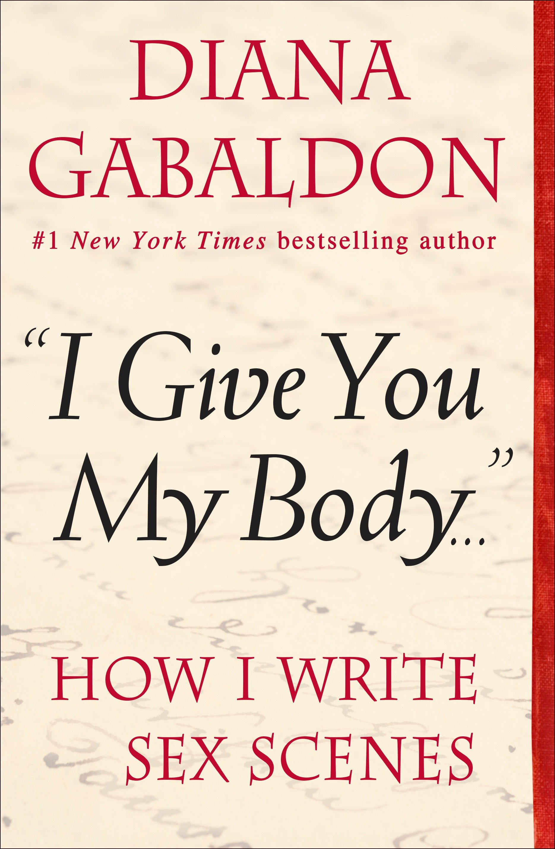 "Cover Image of ""I Give You My Body . . ."""