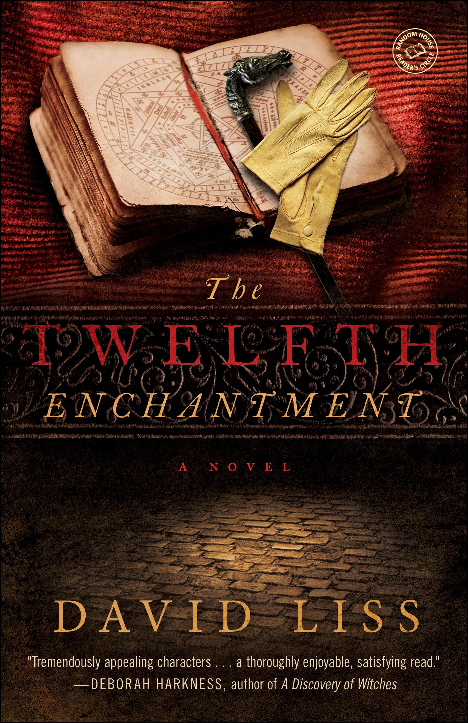 The twelfth enchantment cover image
