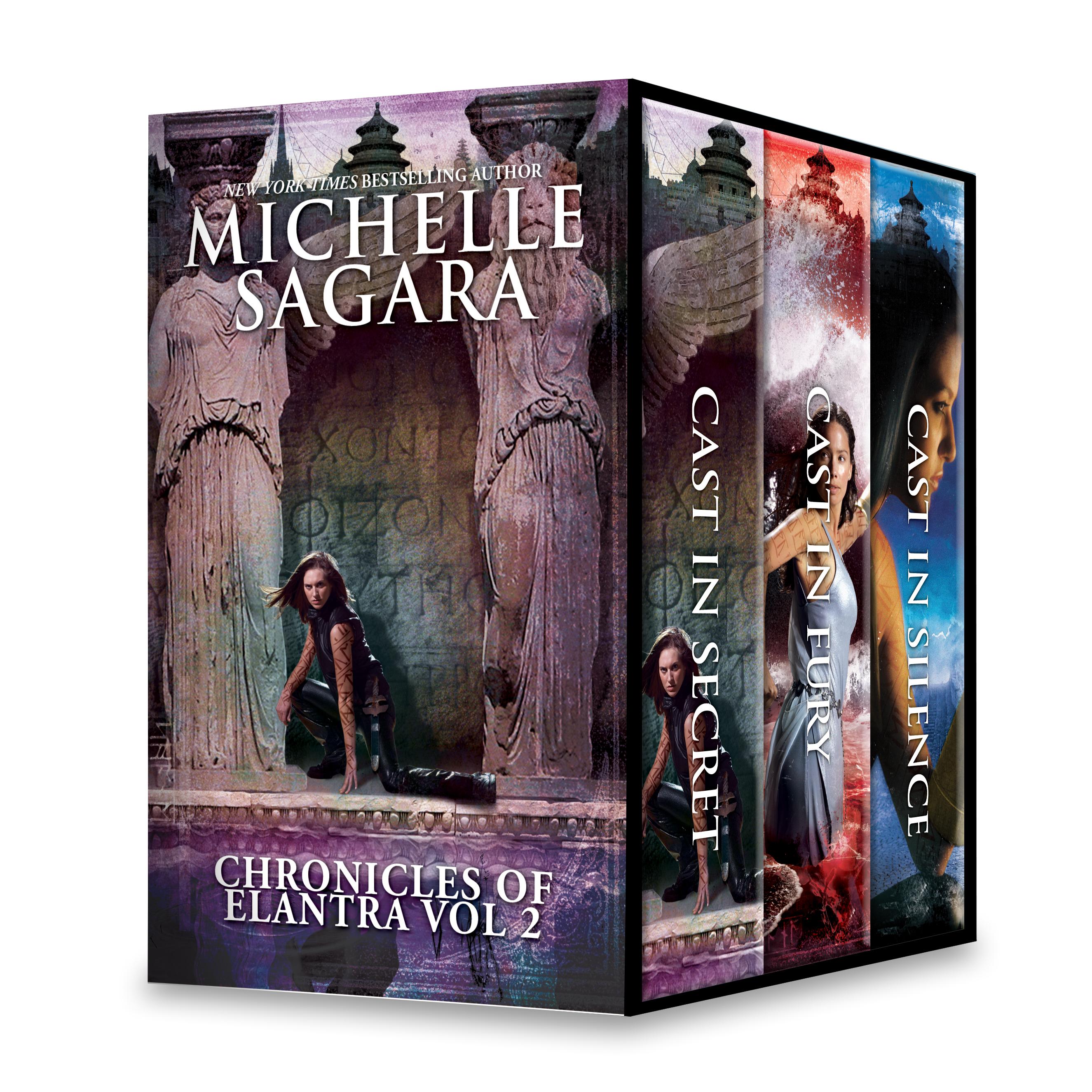 Michelle Sagara Chronicles of Elantra Vol 2 An Anthology