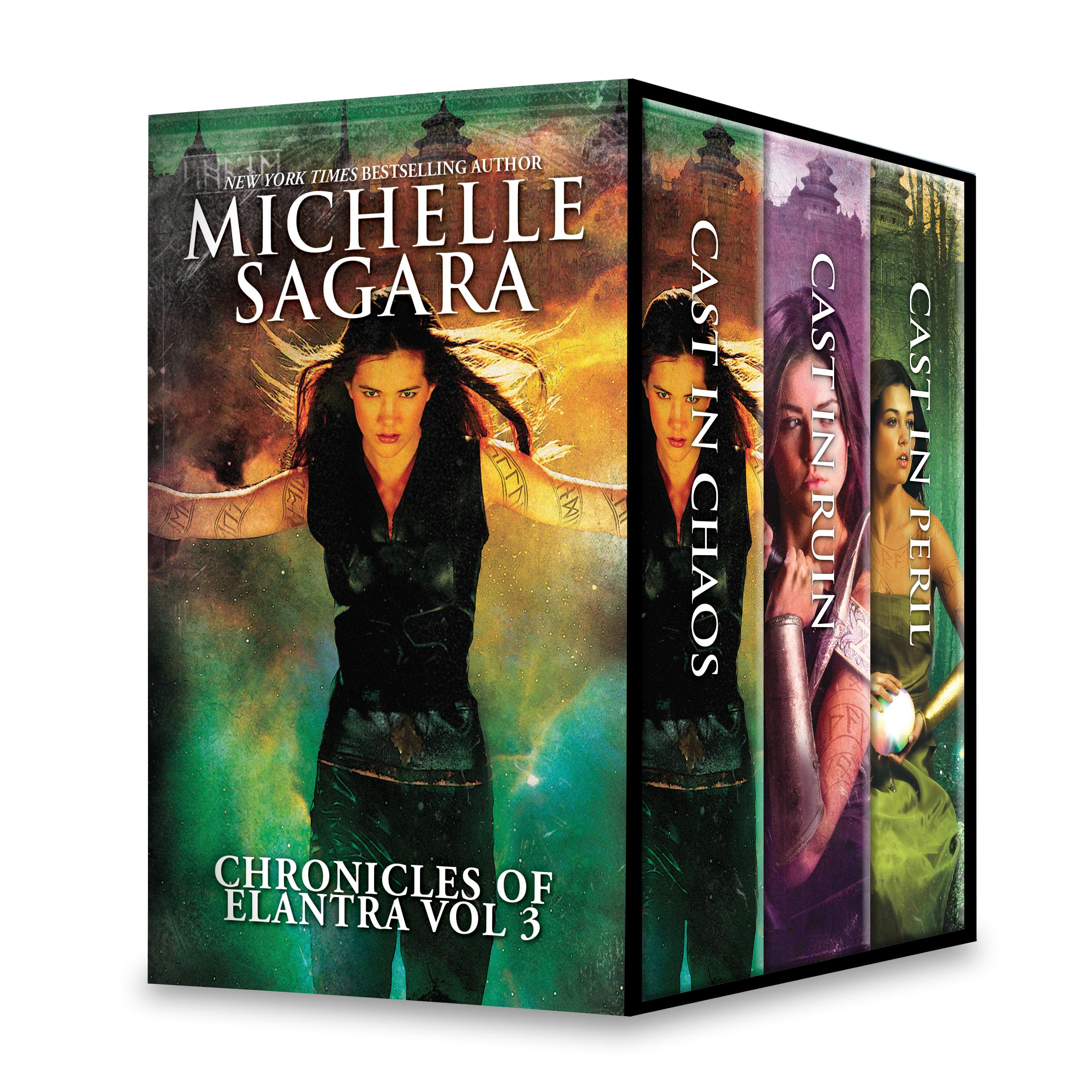 Michelle Sagara Chronicles of Elantra Vol 3 An Anthology
