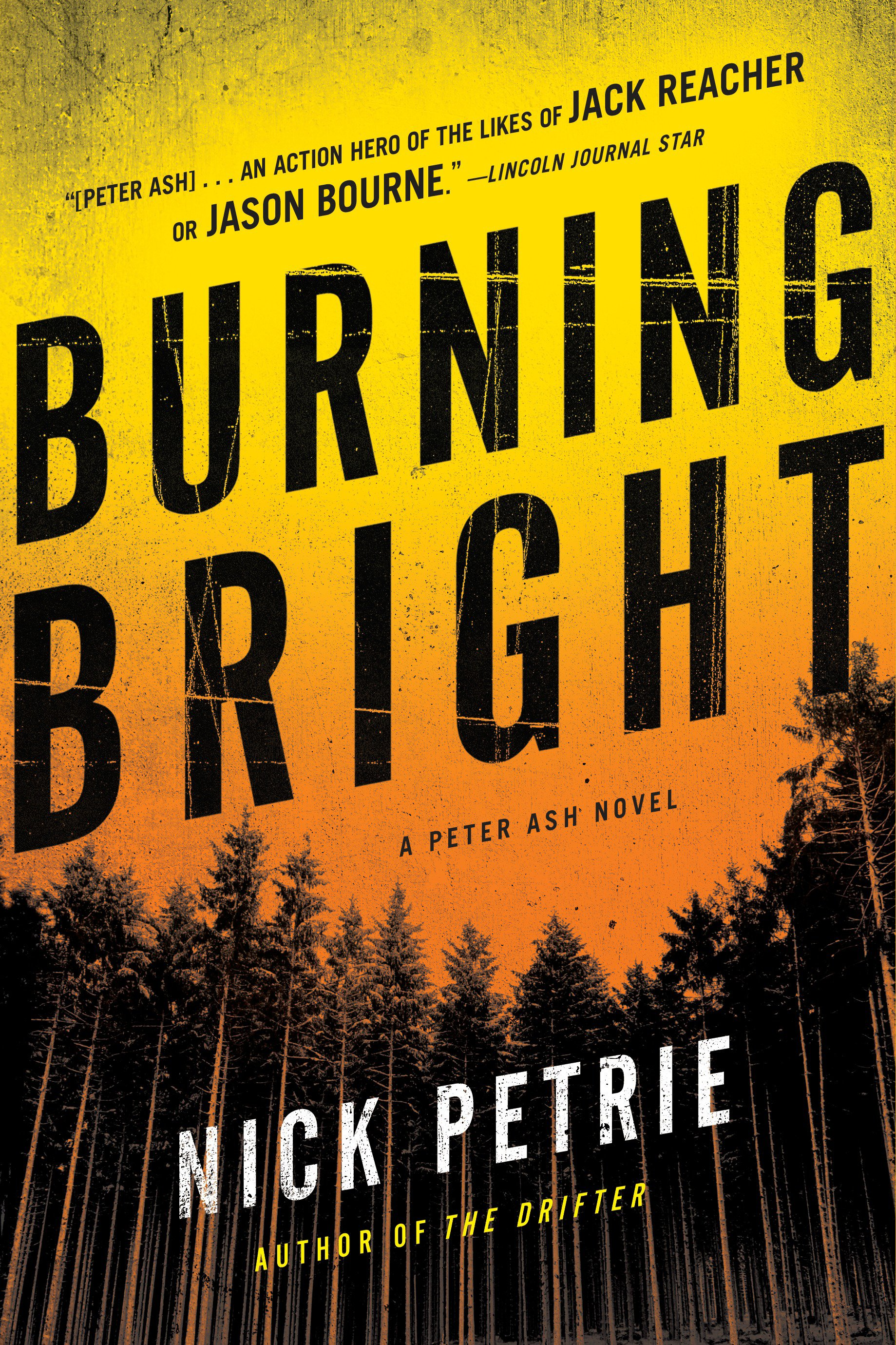 Burning bright cover image