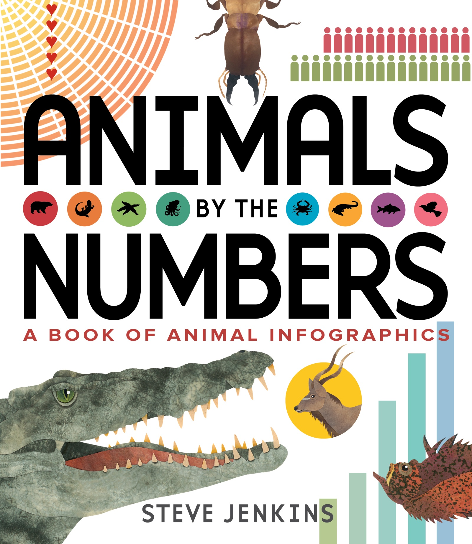Animals by the Numbers [electronic resource] : A Book of Infographics