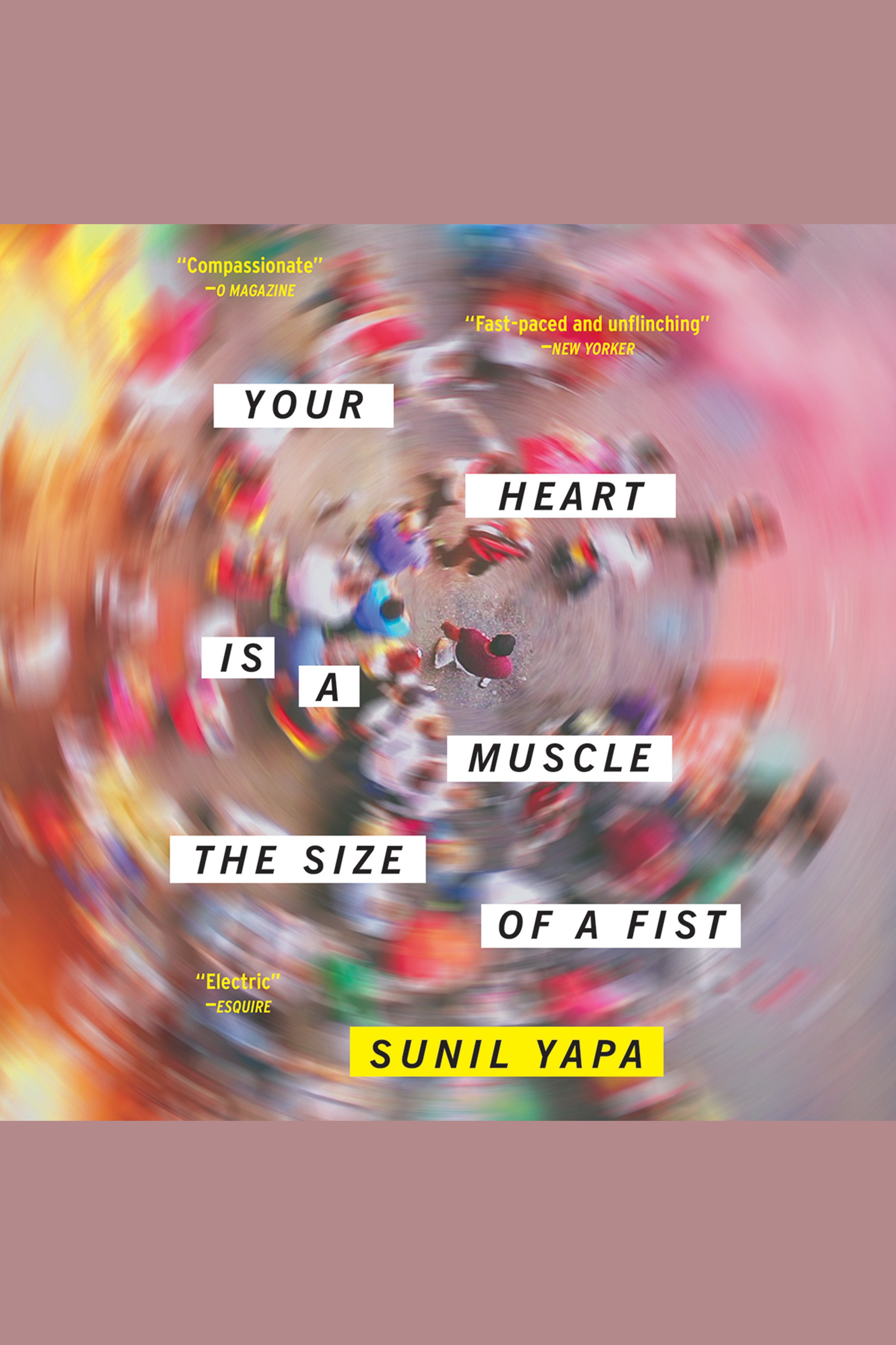 Your Heart Is a Muscle the Size of a Fist [electronic resource]