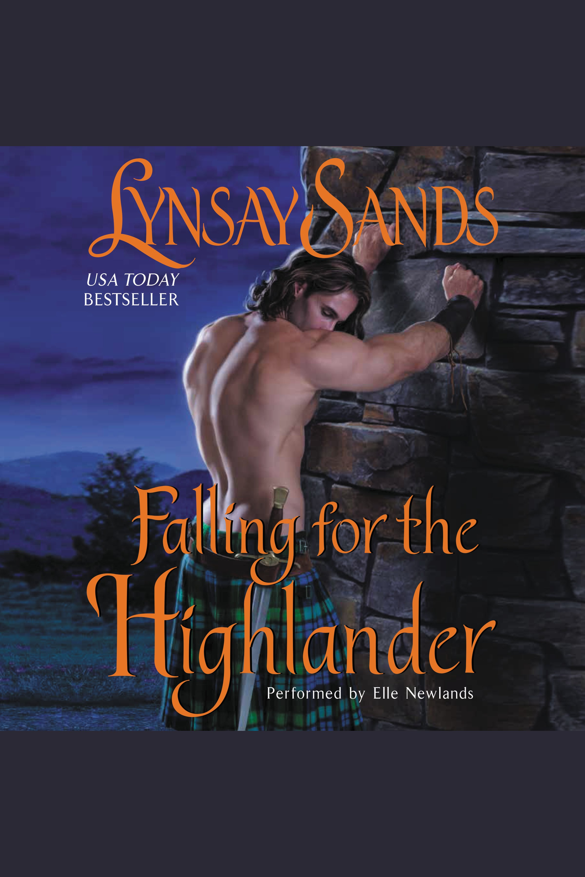 Falling for the Highlander cover image