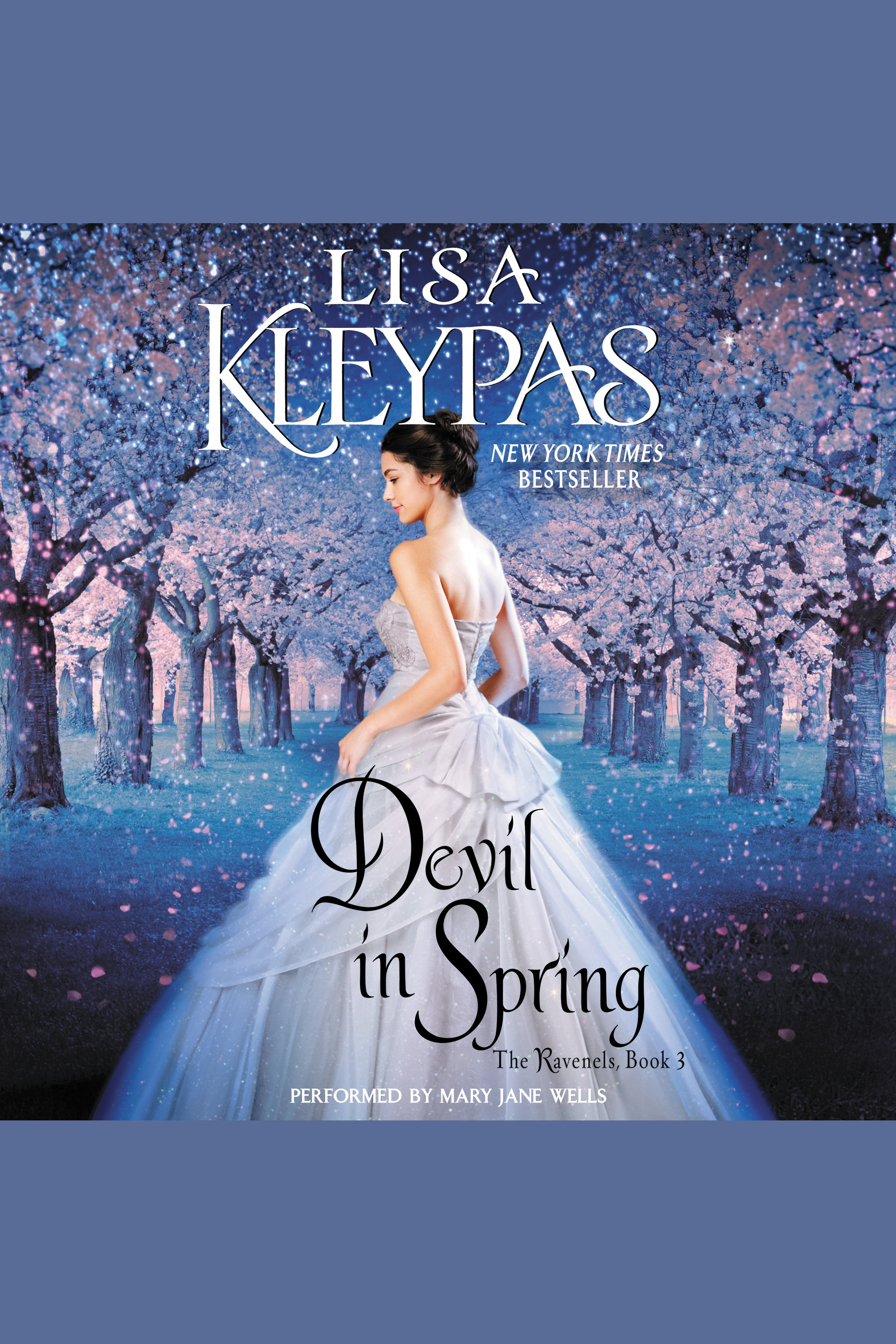 Cover image for Devil in Spring [electronic resource] : The Ravenels, Book 3