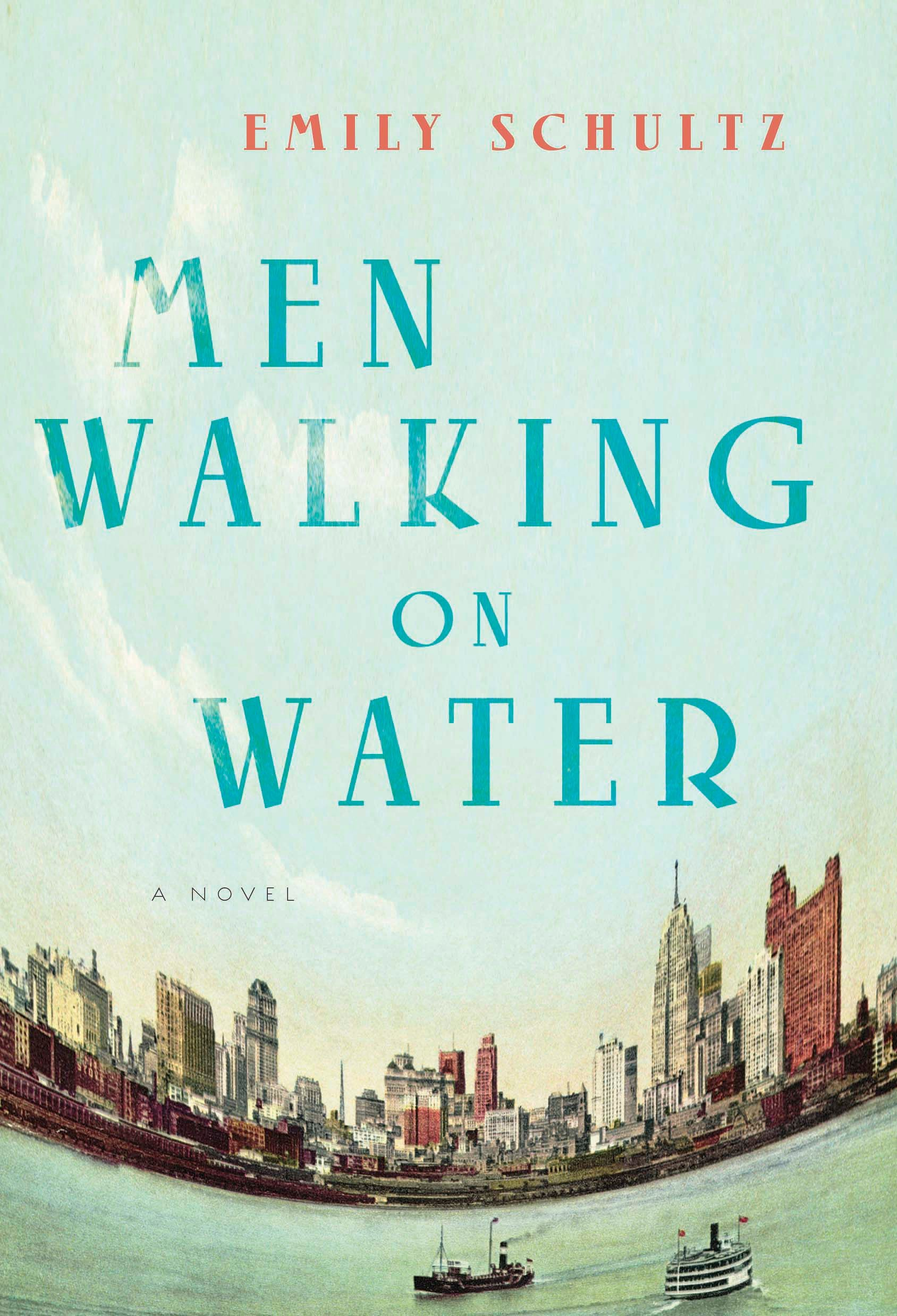 Cover Image of Men Walking on Water