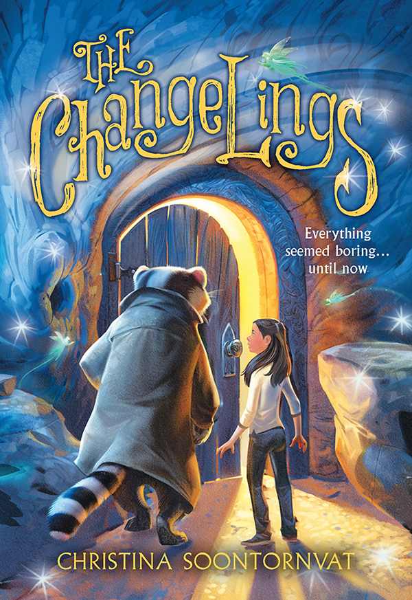 Cover Image of The Changelings