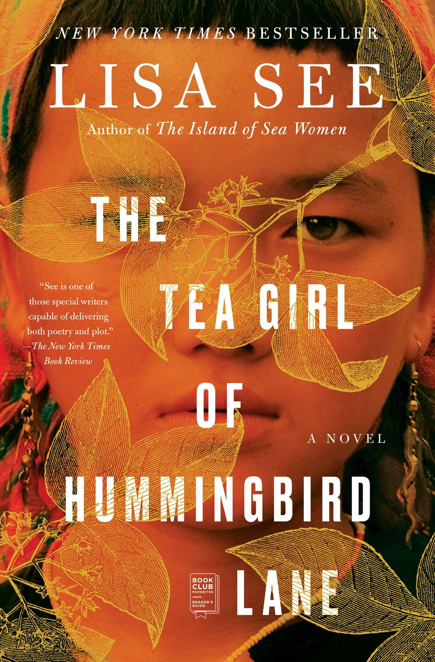 Cover Image of The Tea Girl of Hummingbird Lane