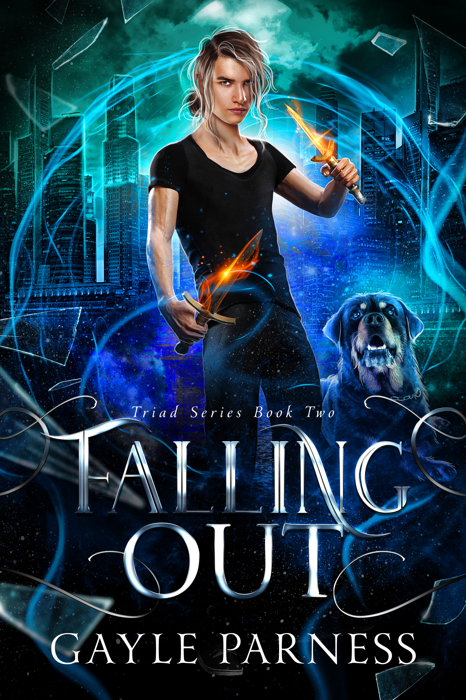 Cover Image of Falling Out