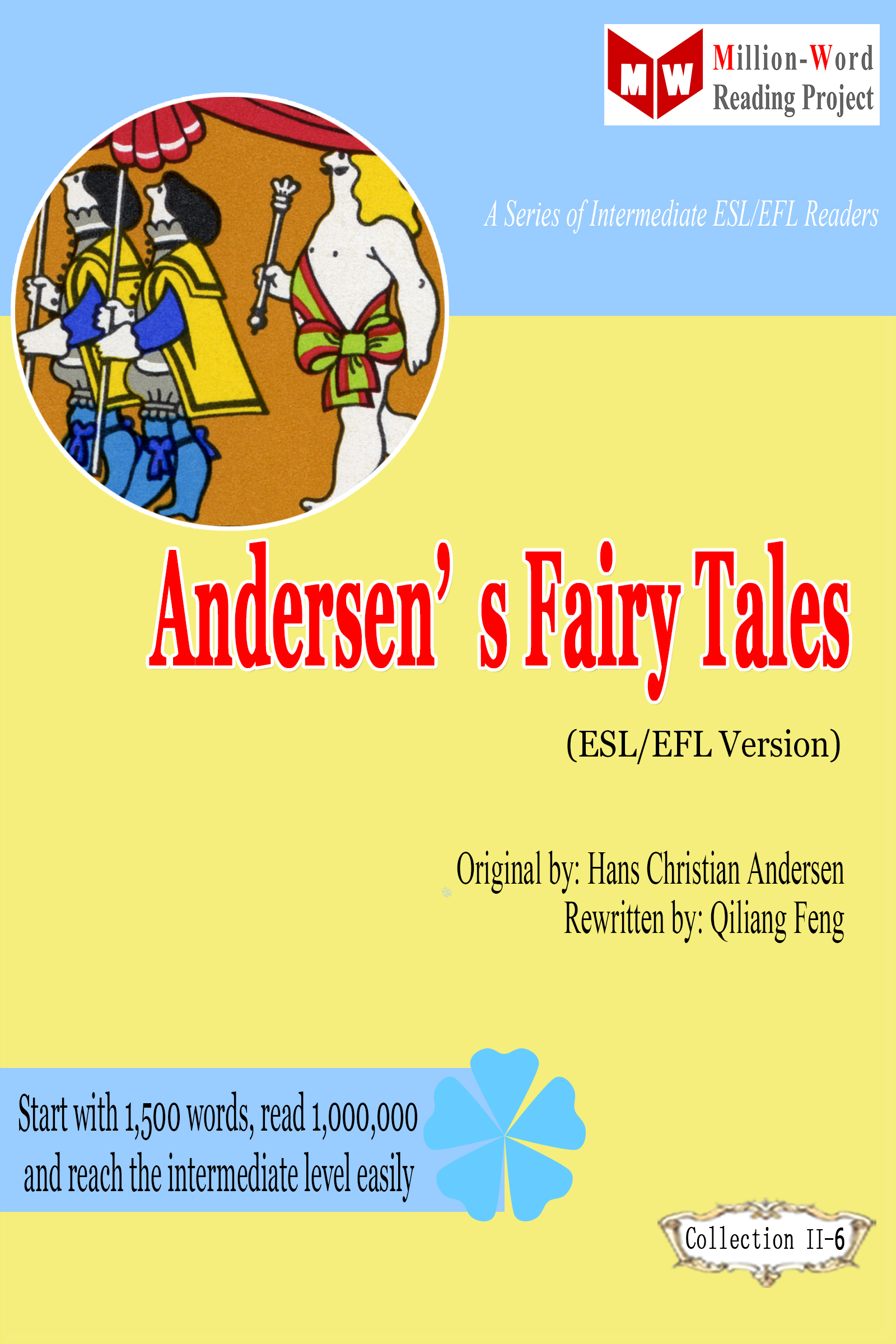Andersen's Fairy Tales (ESL/EFL Version) [electronic resource]