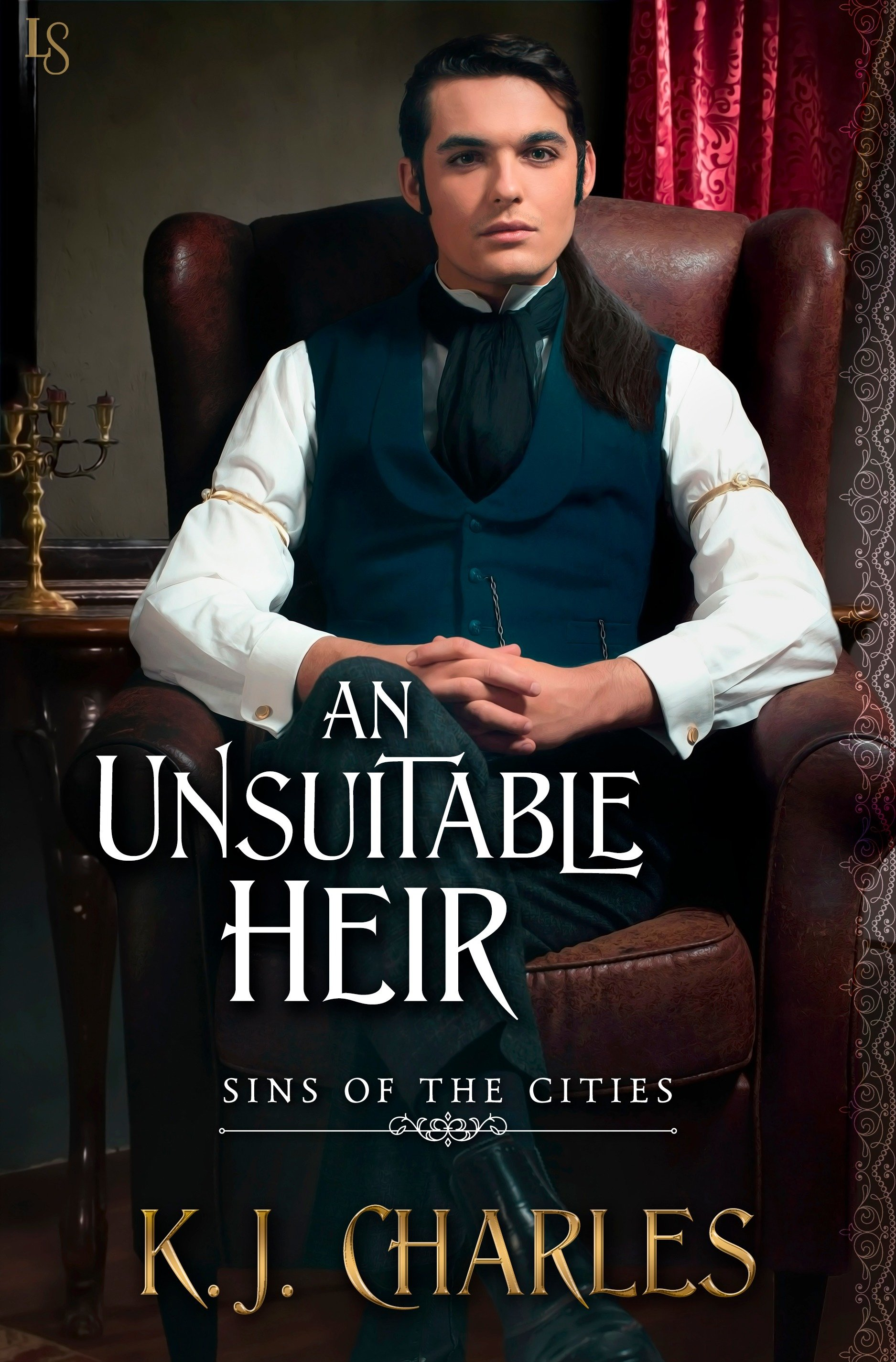 Cover Image of An Unsuitable Heir