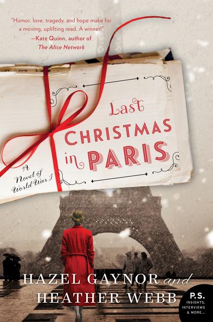 Last Christmas in Paris cover image