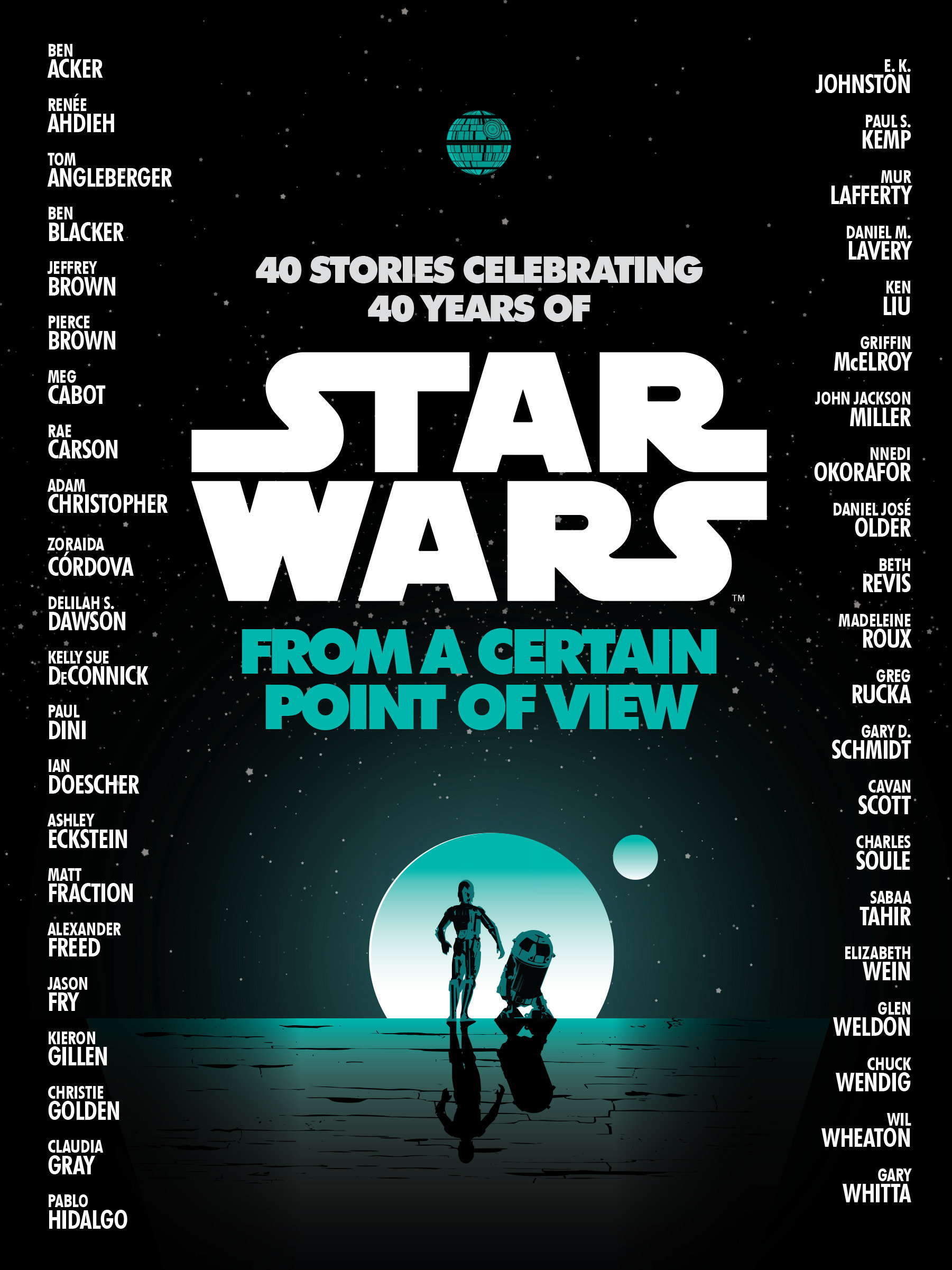 Cover image for From a Certain Point of View (Star Wars) [electronic resource] :