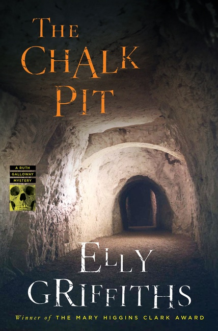 The chalk pit cover image