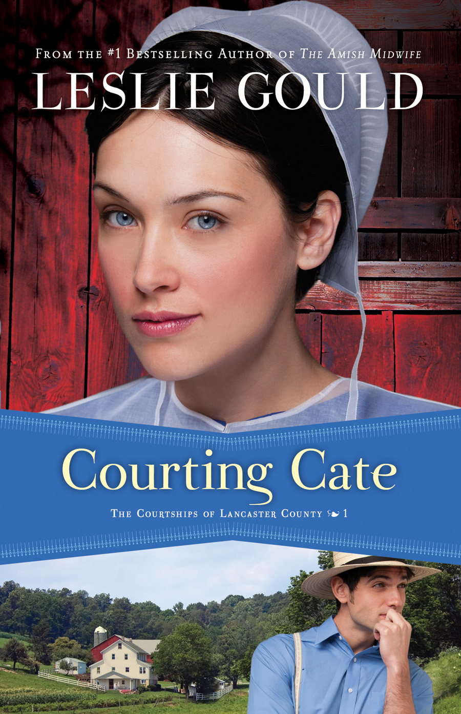 Cover image for Courting Cate (The Courtships of Lancaster County Book #1) [electronic resource] :