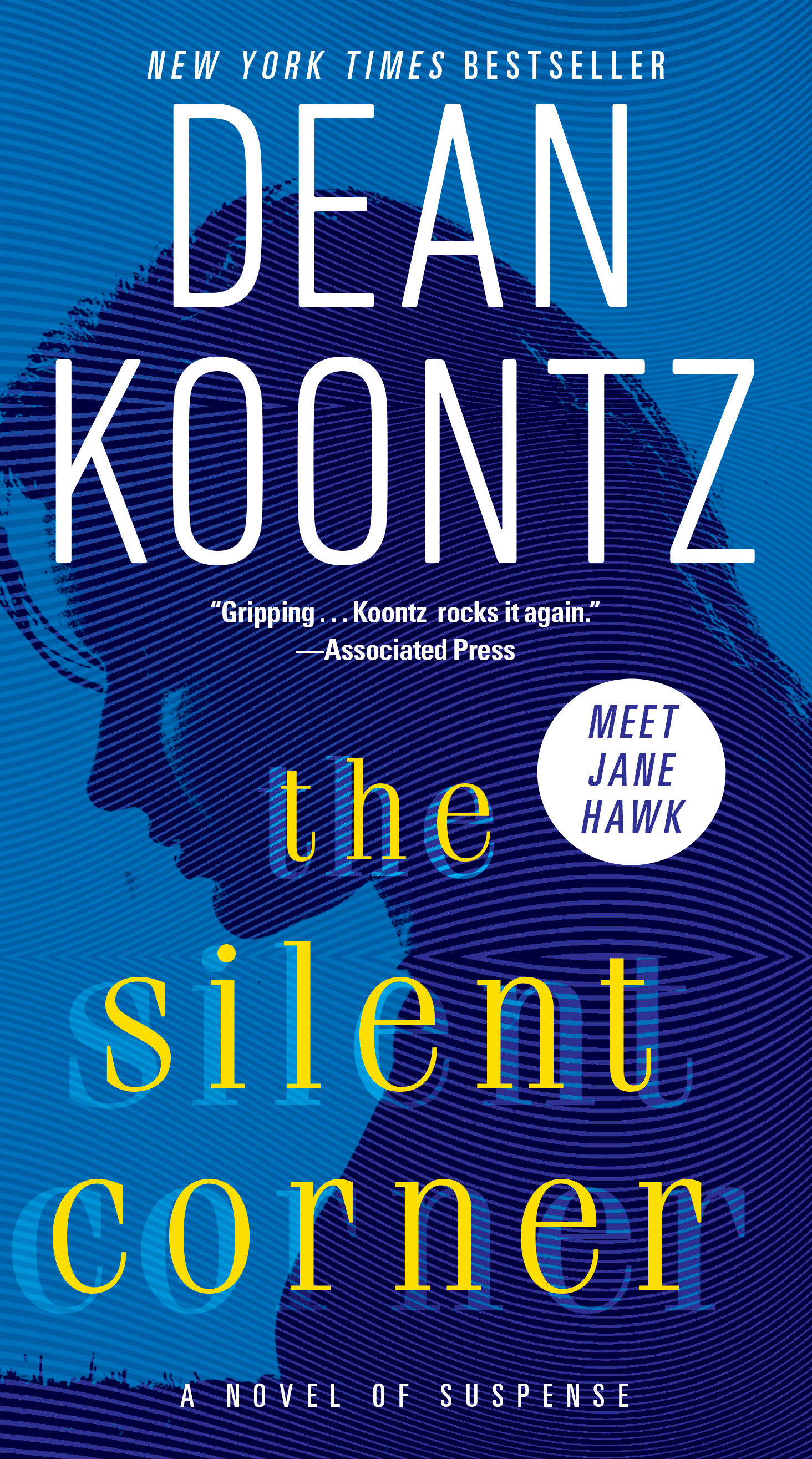 The silent corner A Novel of Suspense cover image