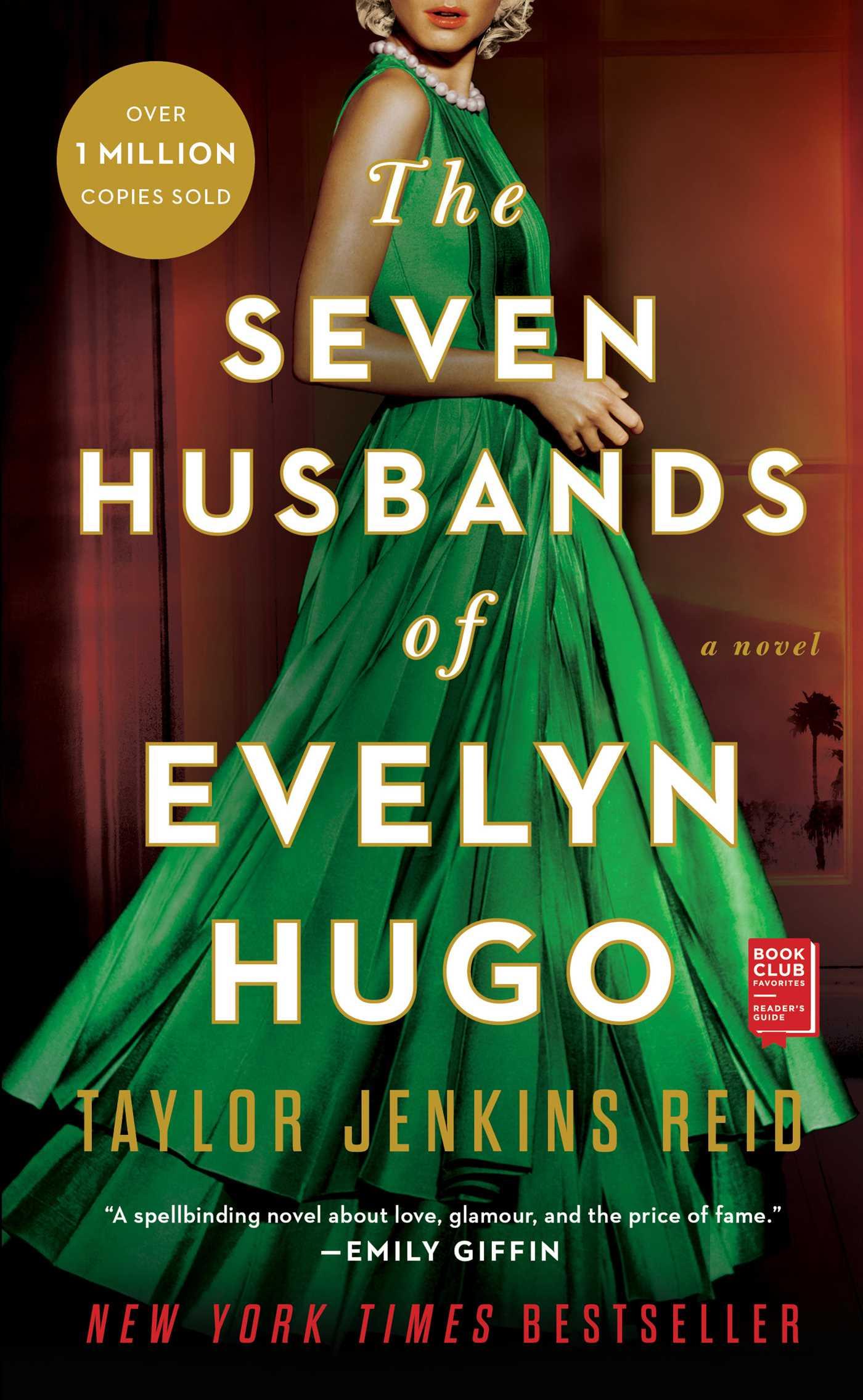 The seven husbands of Evelyn Hugo cover image