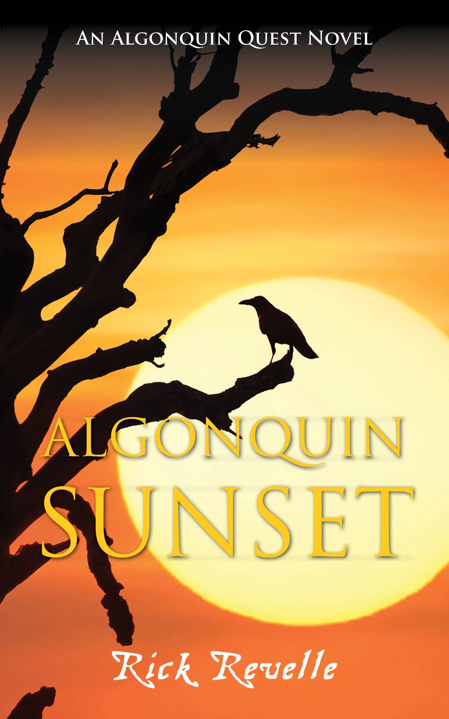 Cover Image of Algonquin Sunset