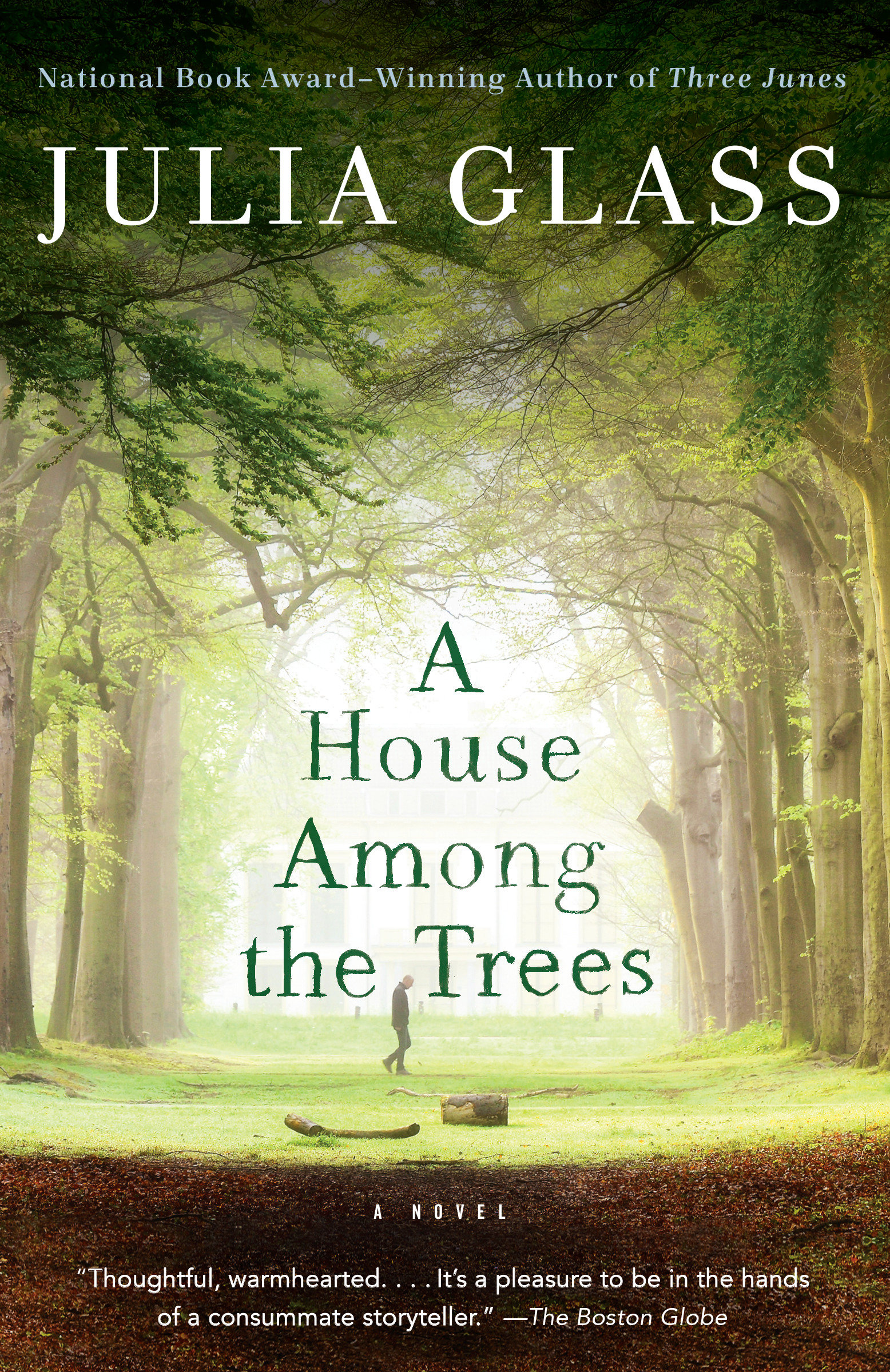Cover Image of A House Among the Trees